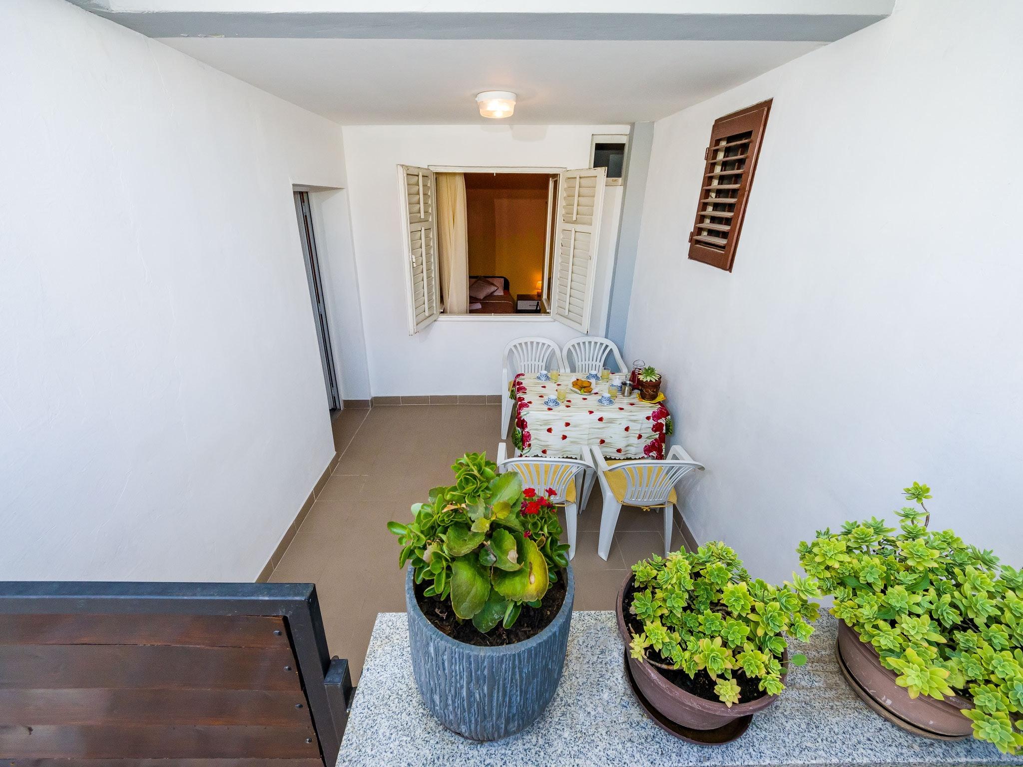 Holiday apartment Wohnung mit einem Zimmer in Zadar mit eingezäuntem Garten und W-LAN - 1 km vom Strand entf (2201234), Zadar, , Dalmatia, Croatia, picture 14