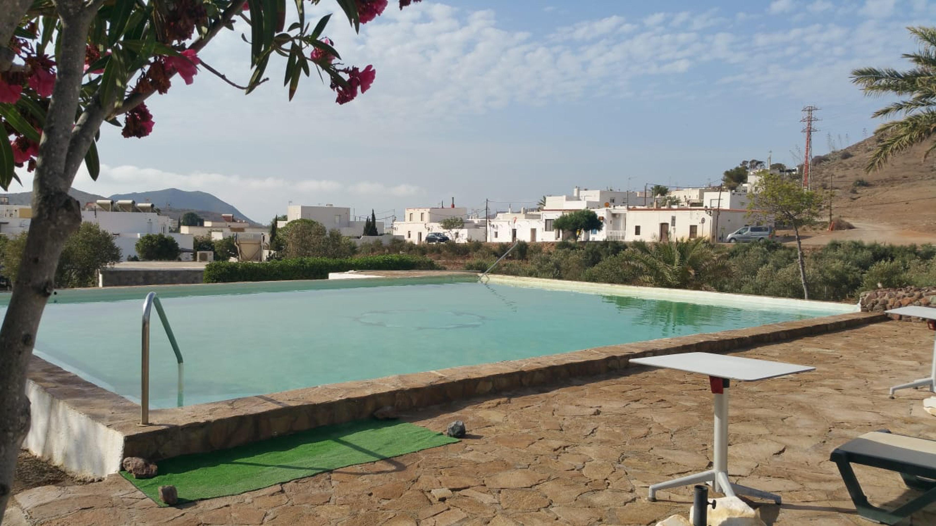 Haus mit 2 Schlafzimmern in El Pozo de los Frailes Ferienhaus  Costa de Almeria
