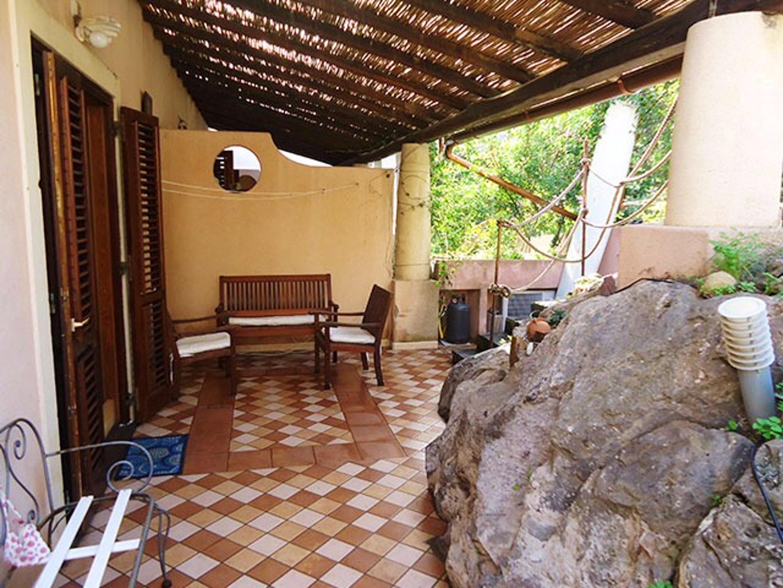 Appartement de vacances Wohnung mit 2 Schlafzimmern in Lipari mit möblierter Terrasse - 20 m vom Strand entfernt (2202323), Lipari (Stadt), Lipari, Sicile, Italie, image 1