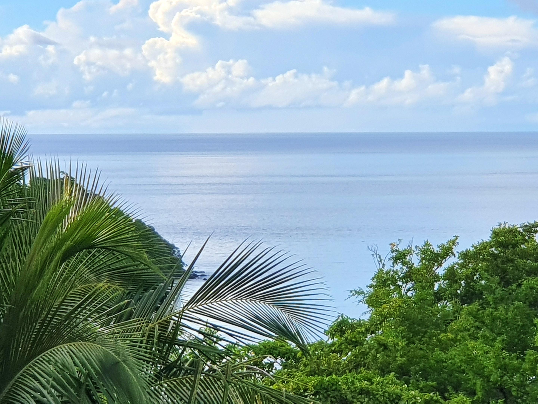 Wohnung mit einem Schlafzimmer in Les Trois-Îlets mit herrlichem Meerblick, Terrasse und W-LAN - 400 m vom Strand entfernt