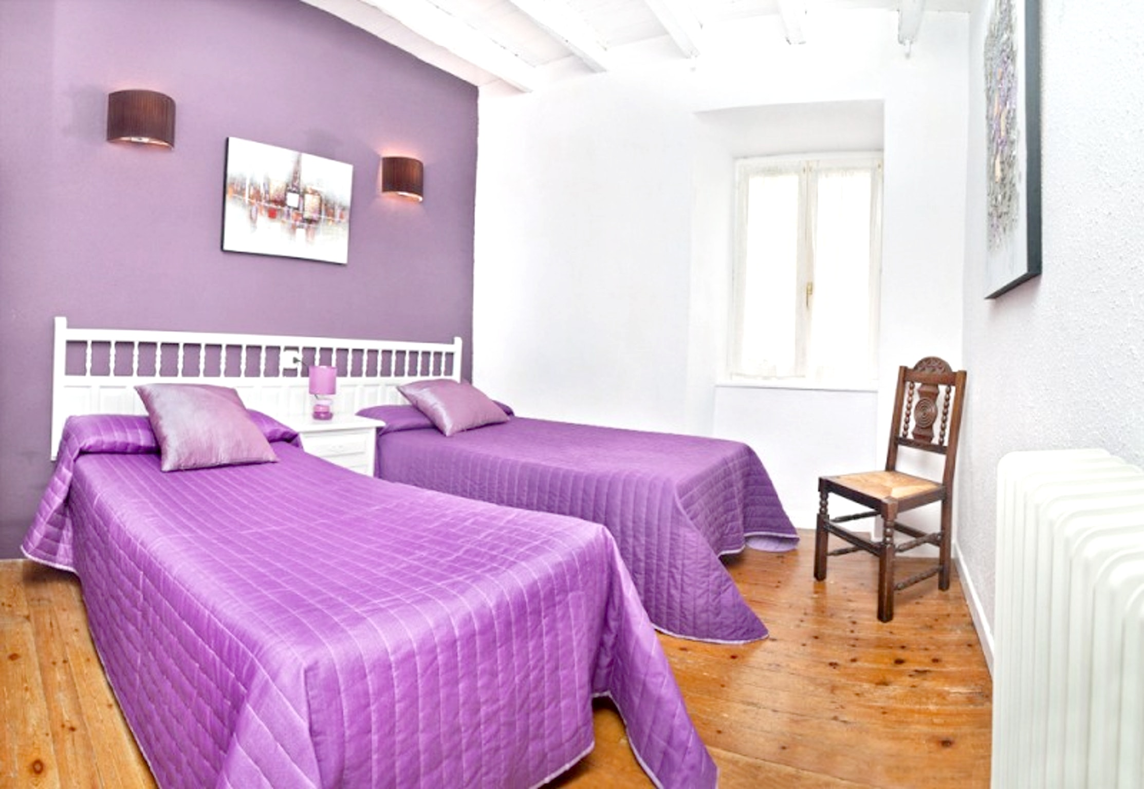 Ferienhaus Haus mit 4 Schlafzimmern in Valcarlos mit toller Aussicht auf die Berge und eingezäuntem G (2519329), Gañecoleta, , Navarra, Spanien, Bild 7