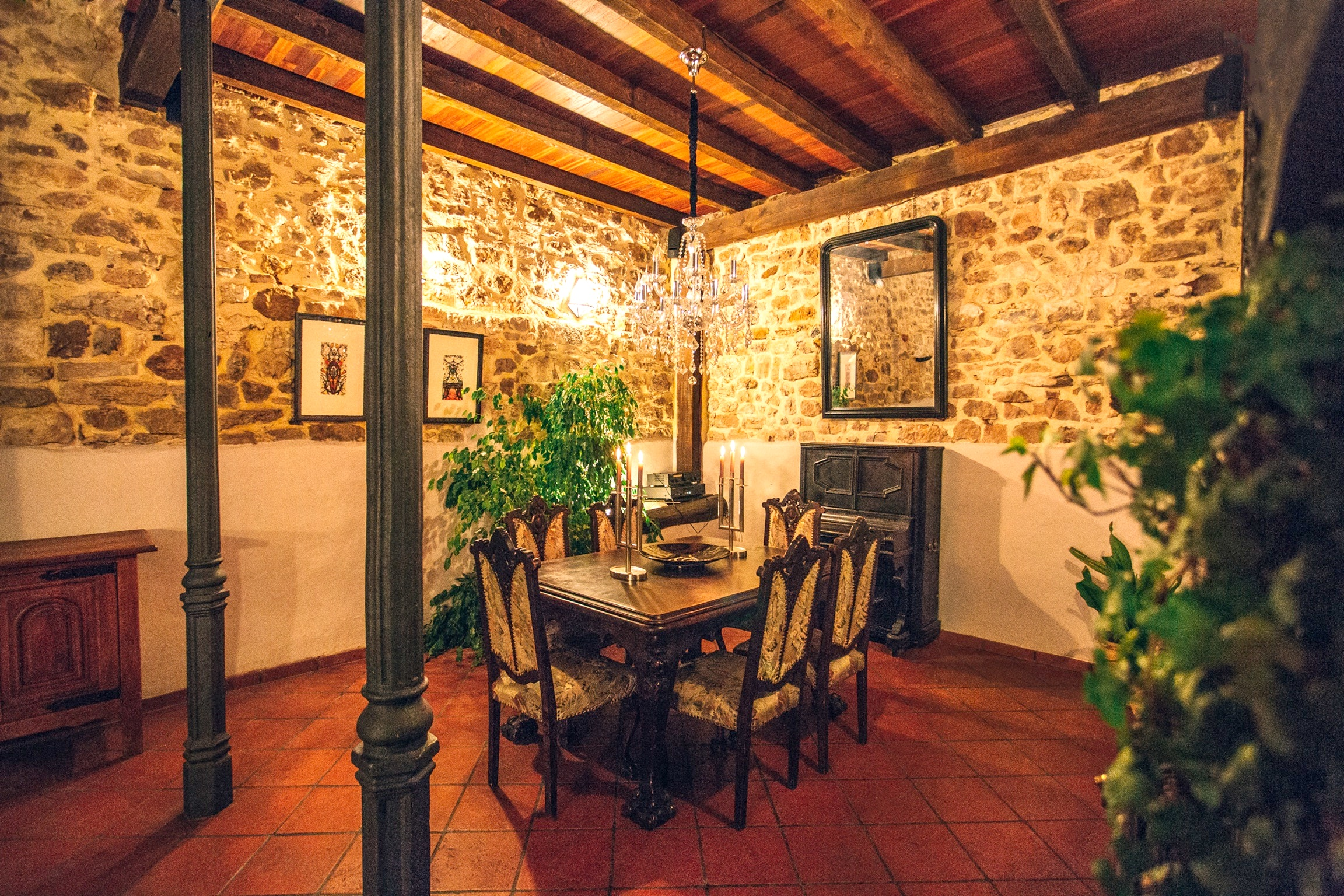 Ferienhaus Haus mit 5 Zimmern in Fuenteodra mit toller Aussicht auf die Berge, eingezäuntem Garten un (2211142), Fuenteodra, Burgos, Kastilien-León, Spanien, Bild 9