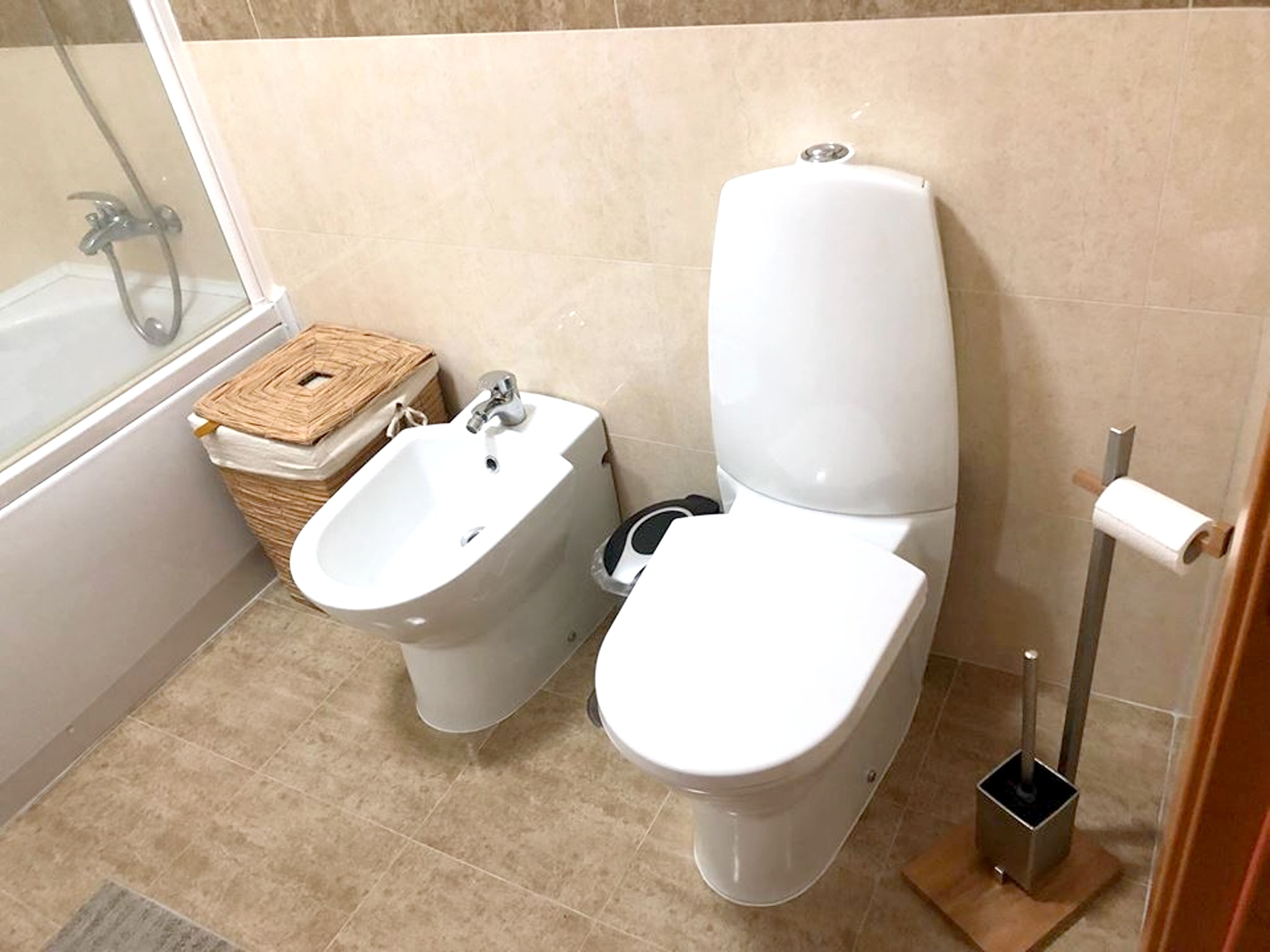 Ferienwohnung Wohnung mit einem Schlafzimmer in Peniche mit Terrasse und W-LAN - 400 m vom Strand entfer (2622208), Peniche, Costa de Prata, Zentral-Portugal, Portugal, Bild 9