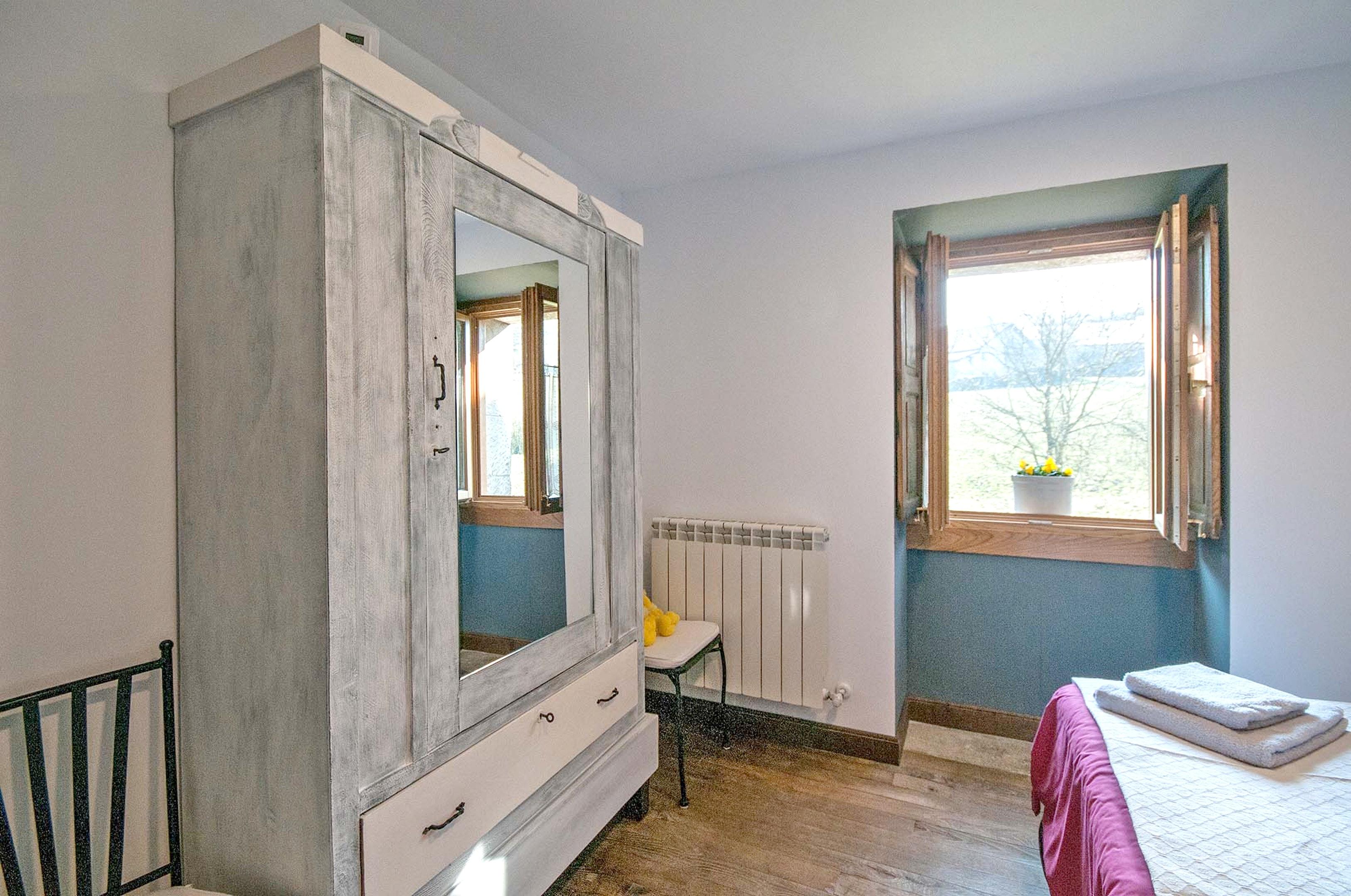 Ferienhaus Haus mit 5 Schlafzimmern in Baráibar mit toller Aussicht auf die Berge, möbliertem Garten  (2541138), Baraibar, , Navarra, Spanien, Bild 10