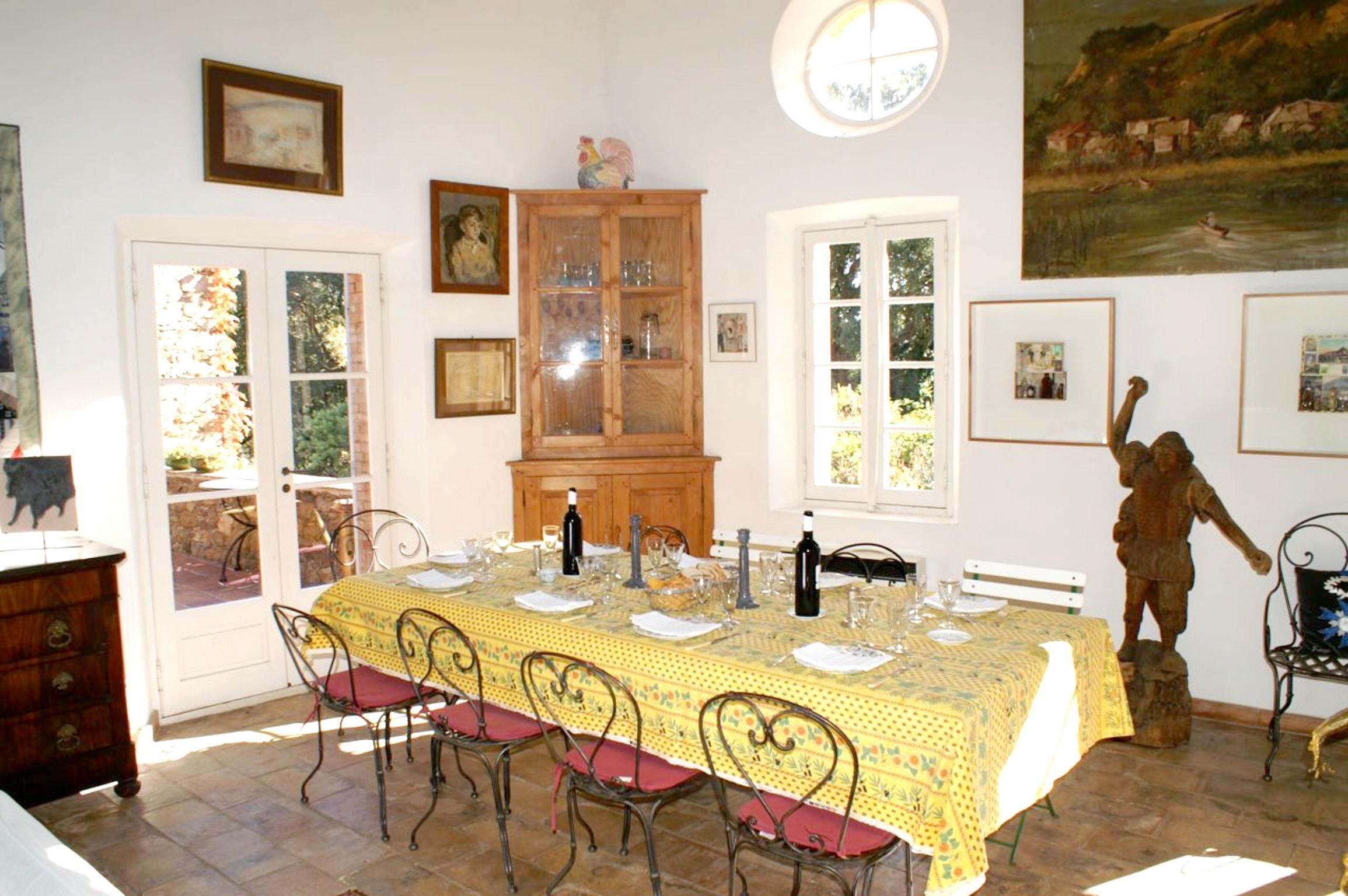 Maison de vacances Villa mit 5 Zimmern in La Garde-Freinet mit privatem Pool, Garten und W-LAN - 20 km vom St (2339879), La Garde Freinet, Côte d'Azur, Provence - Alpes - Côte d'Azur, France, image 15