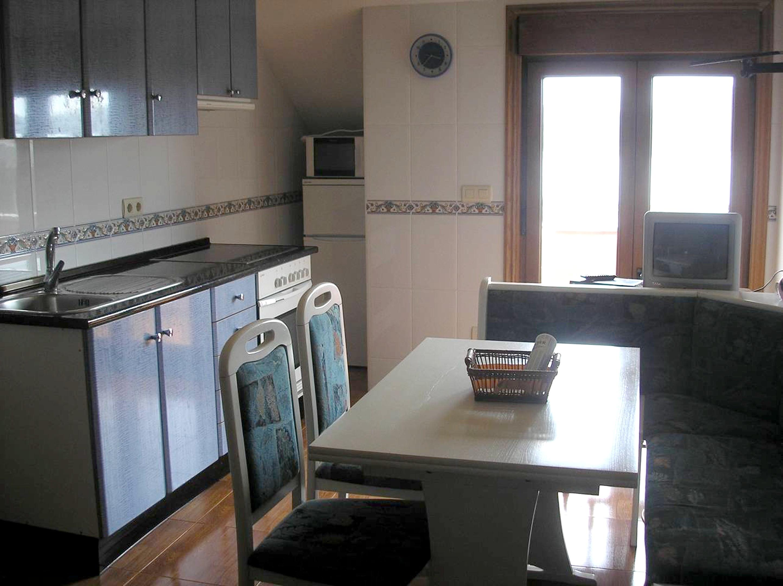 Wohnung mit einem Schlafzimmer in A Guarda mit her Ferienwohnung  Galizien