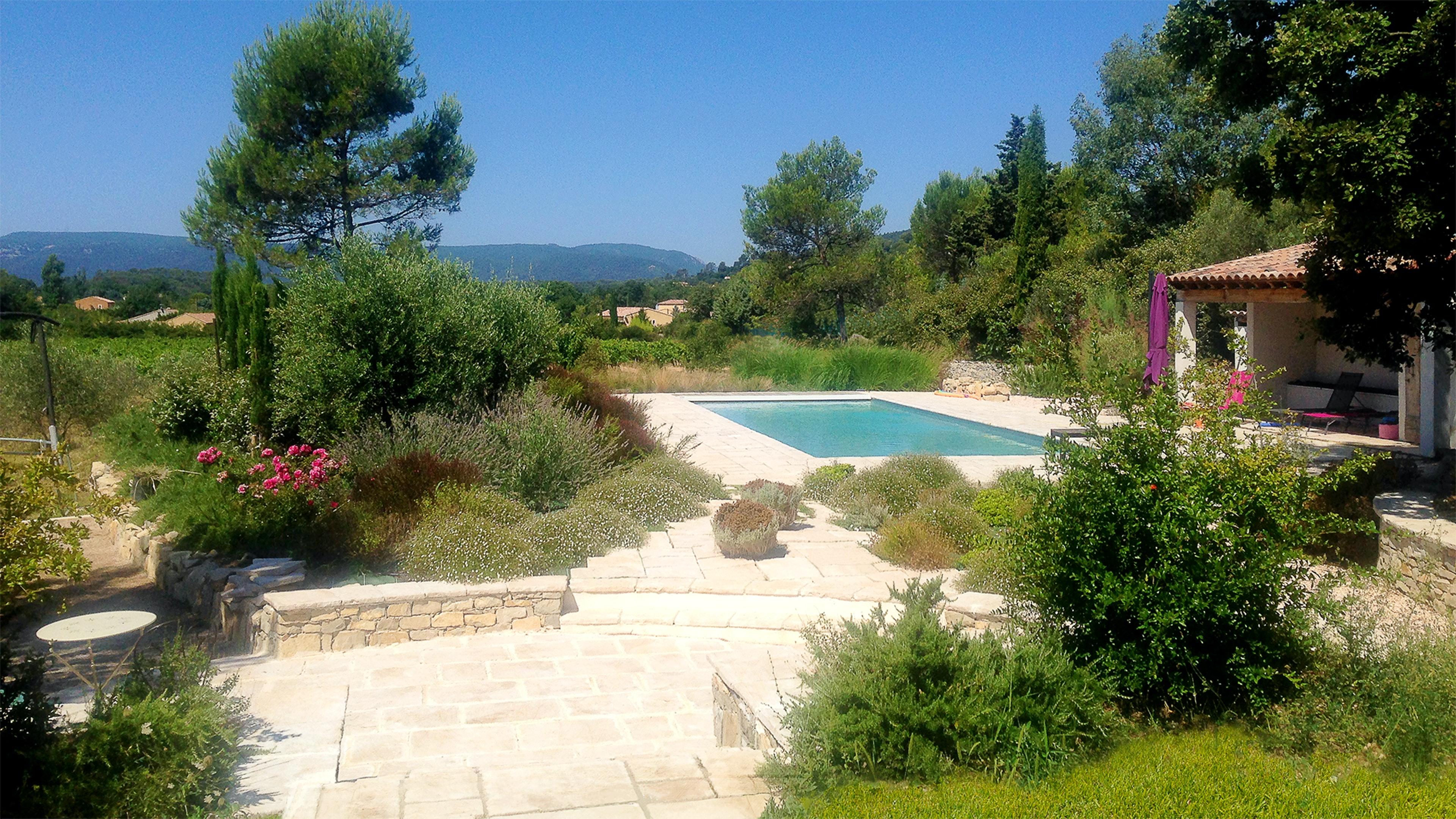 Holiday house Villa mit 5 Schlafzimmern in Garéoult mit privatem Pool, möbliertem Garten und W-LAN - 37  (2425177), Garéoult, Var, Provence - Alps - Côte d'Azur, France, picture 8