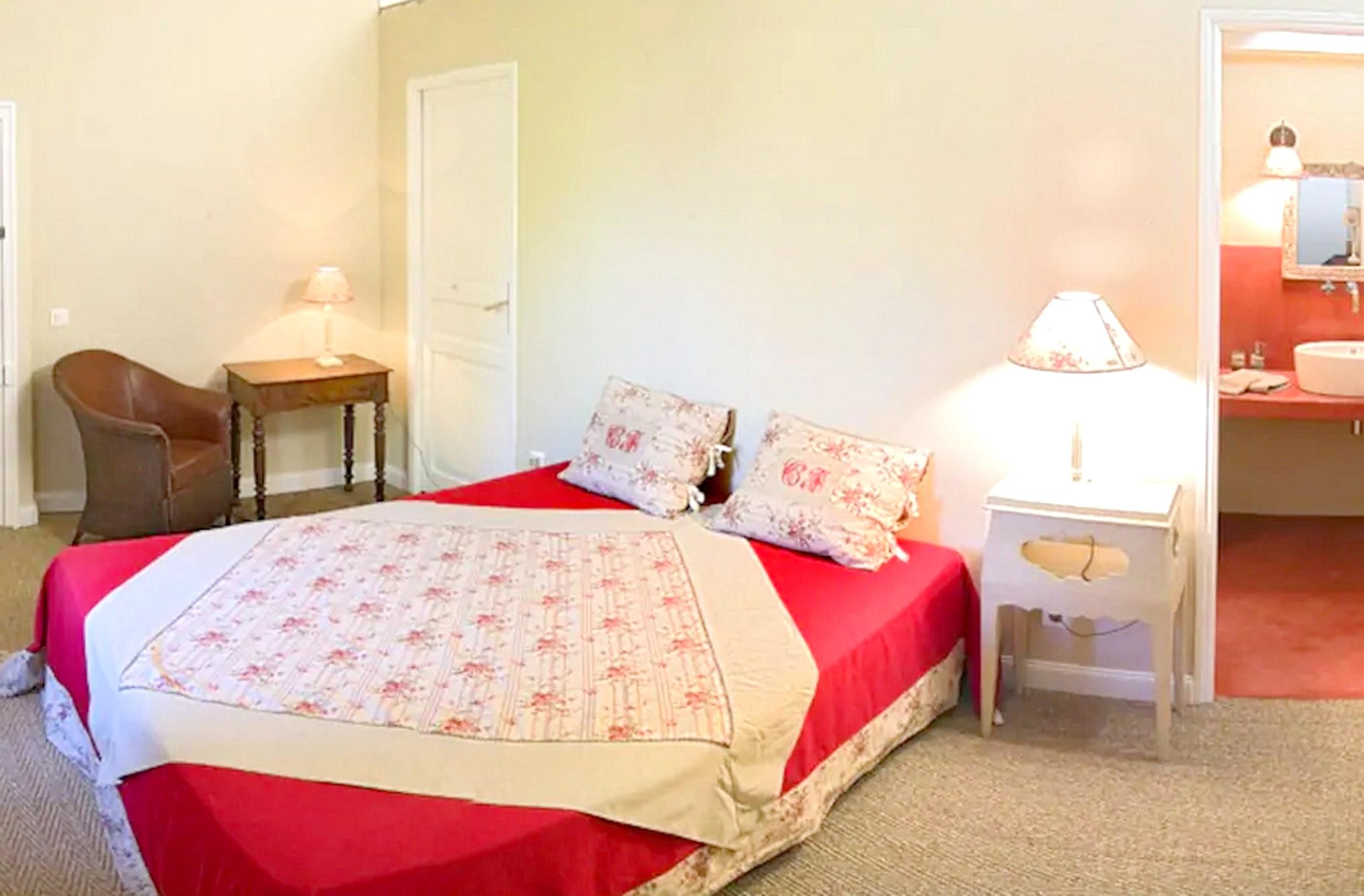 Maison de vacances Villa mit 6 Schlafzimmern in L'Isle-sur-la-Sorgue mit privatem Pool, möbliertem Garten und (2647203), L'Isle sur la Sorgue, Vaucluse, Provence - Alpes - Côte d'Azur, France, image 43