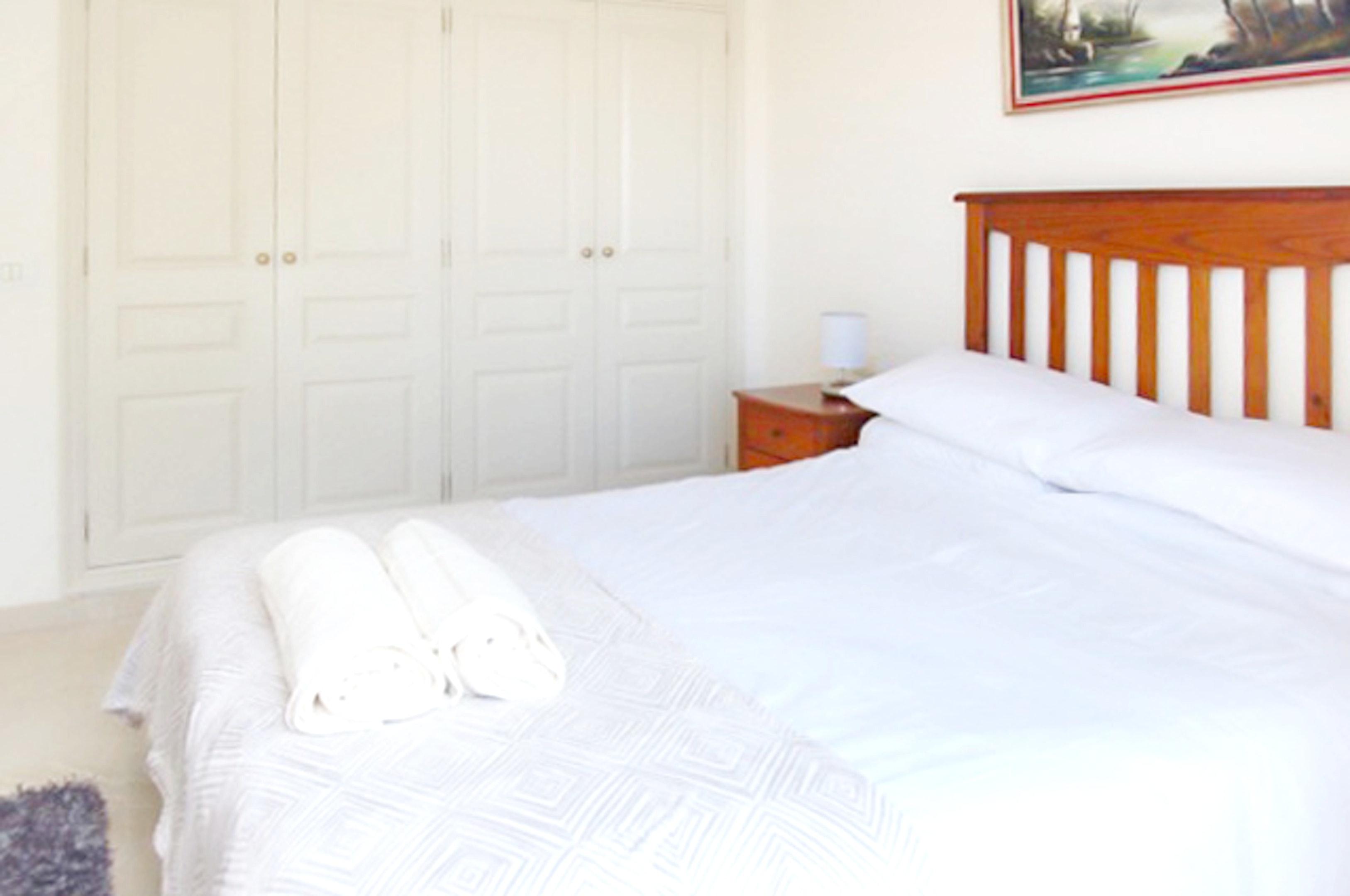 Appartement de vacances Wohnung mit 2 Schlafzimmern in Palm-Mar mit Pool, möblierter Terrasse und W-LAN - 800 m vo (2201692), Palm-Mar, Ténérife, Iles Canaries, Espagne, image 7