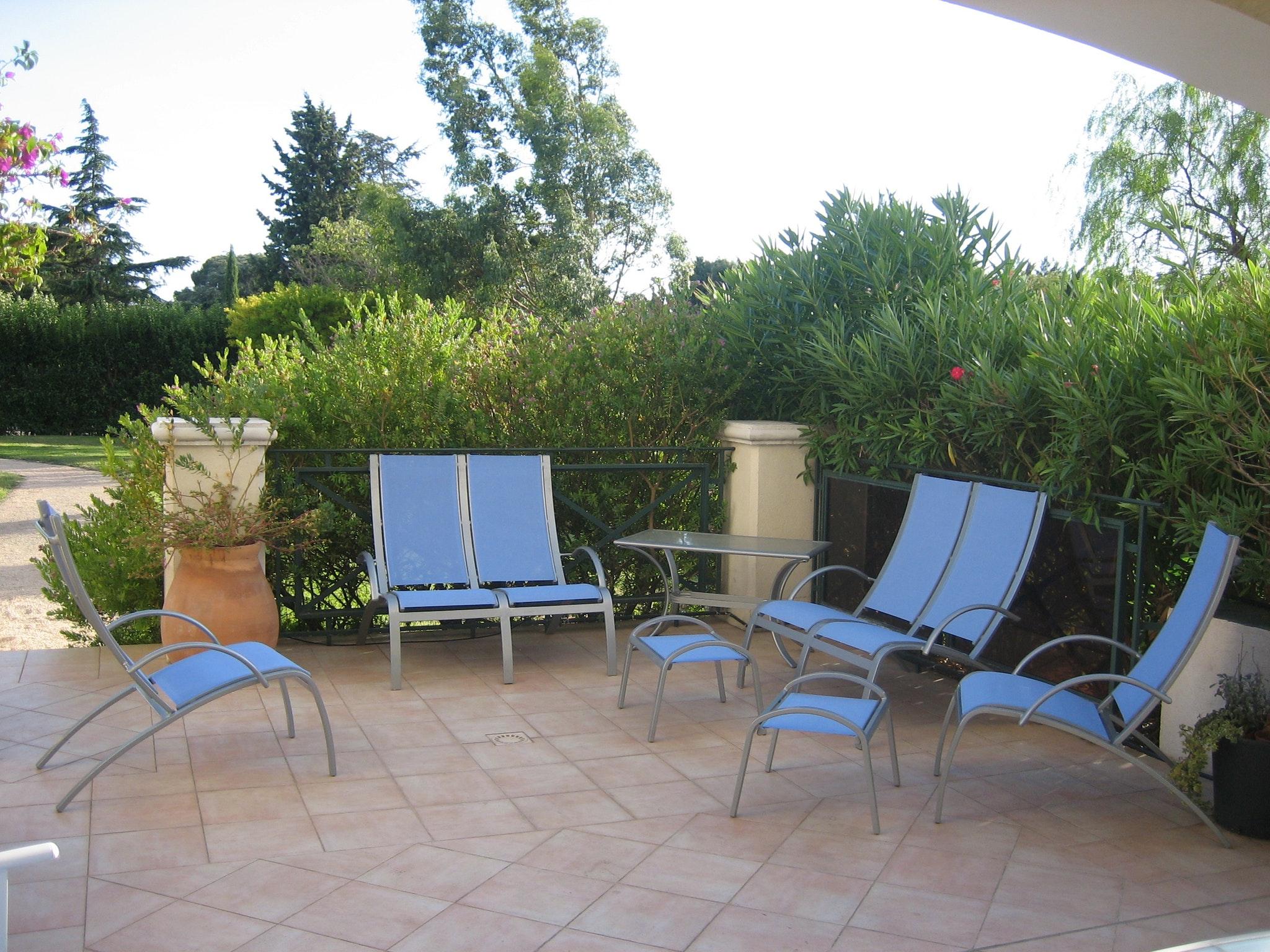 Appartement de vacances Wohnung mit einem Schlafzimmer in Carqueiranne mit Pool, eingezäuntem Garten und W-LAN - 7 (2231381), Carqueiranne, Côte d'Azur, Provence - Alpes - Côte d'Azur, France, image 5