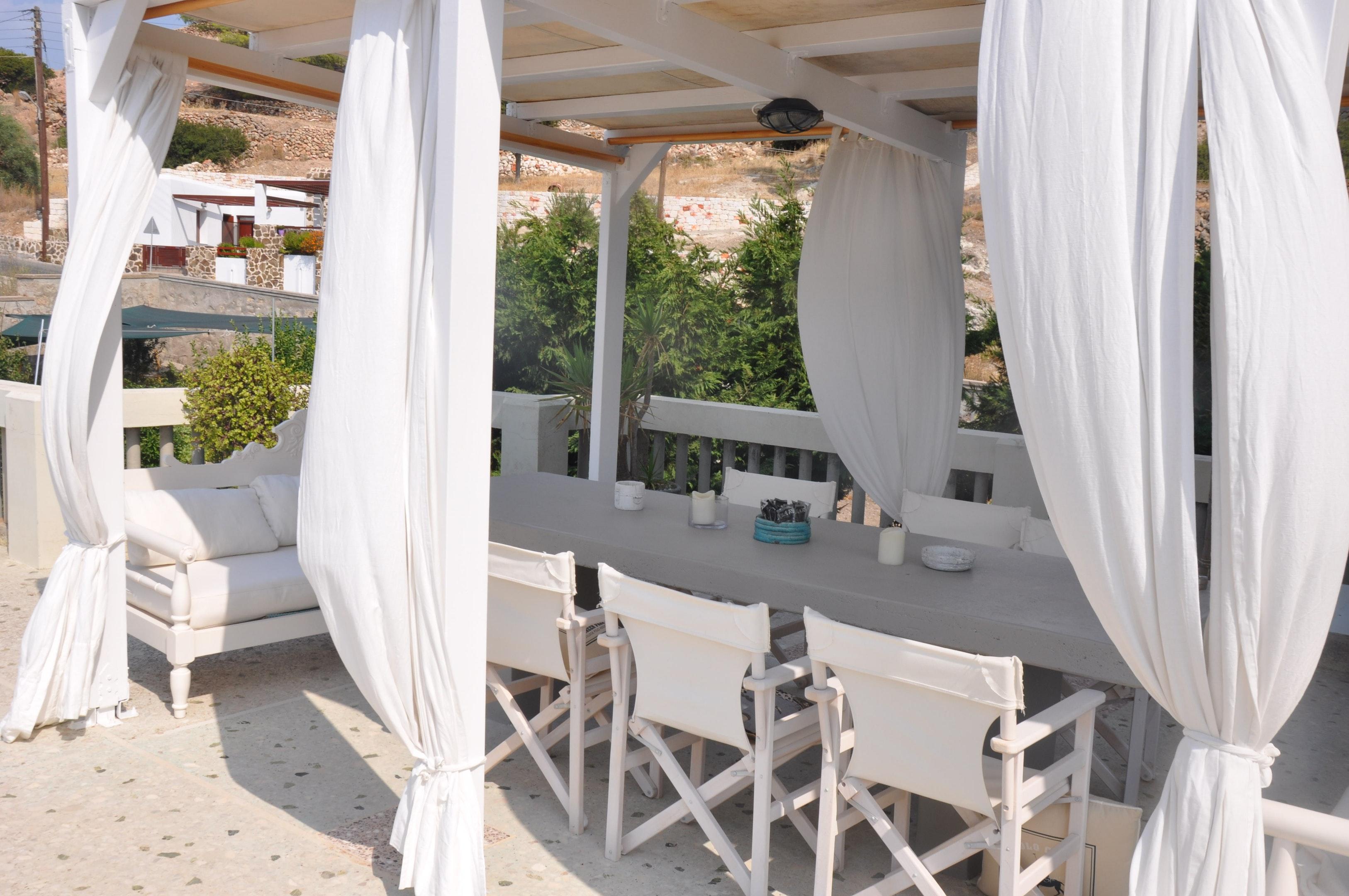 Ferienwohnung Wohnung mit 2 Schlafzimmern in Psathi mit herrlichem Meerblick und möblierter Terrasse - 7 (2201600), Kimolos, Kimolos, Kykladen, Griechenland, Bild 21