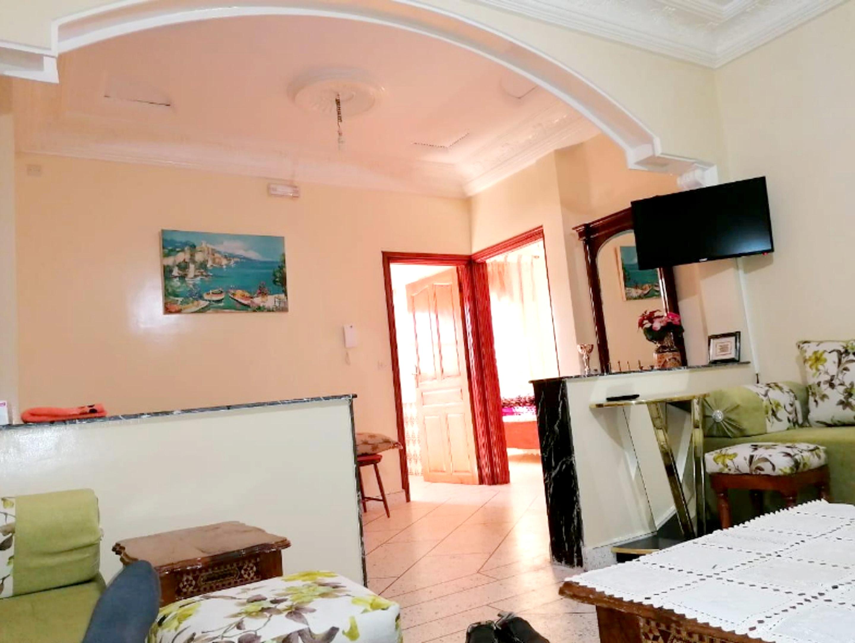 Wohnung mit 2 Schlafzimmern in Khenifra mit W-LAN Ferienwohnung in Marokko
