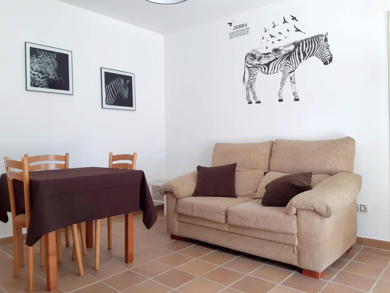 Wohnung mit 2 Schlafzimmern in Sanjenjo mit mö Ferienwohnung  Galizien