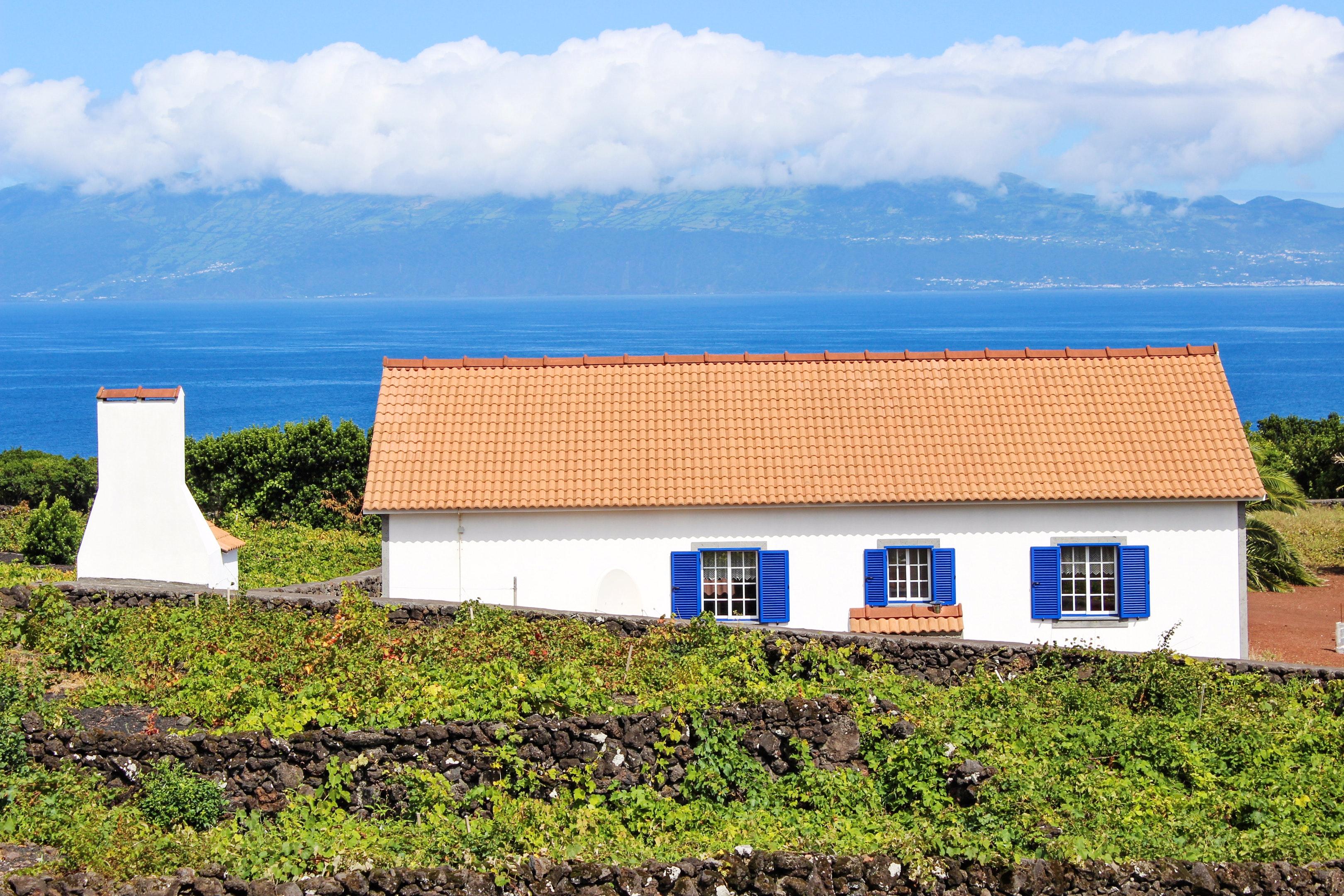 Ferienhaus Haus mit 2 Schlafzimmern in Baixa mit herrlichem Meerblick und eingezäuntem Garten (2202753), Baixa, Pico, Azoren, Portugal, Bild 9