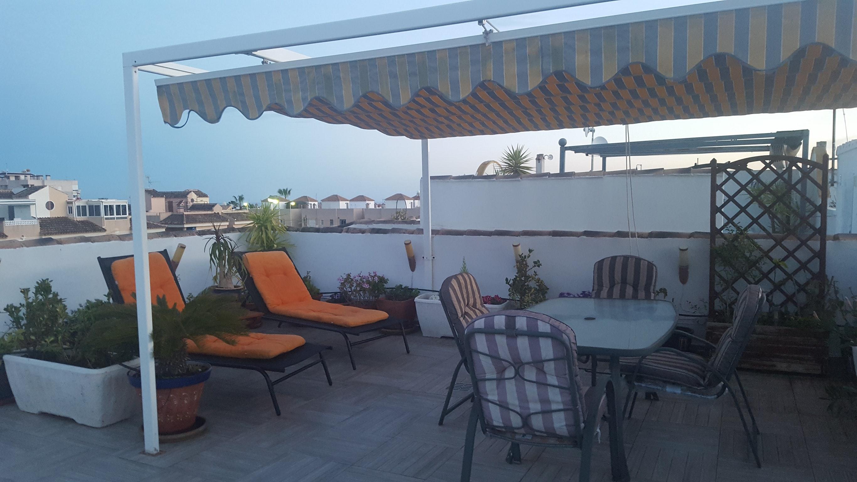 Ferienhaus Sonniges Haus mit 2 Schlafzimmern, WLAN, Swimmingpool und Solarium nahe Torrevieja - 1km z (2202043), Torrevieja, Costa Blanca, Valencia, Spanien, Bild 2