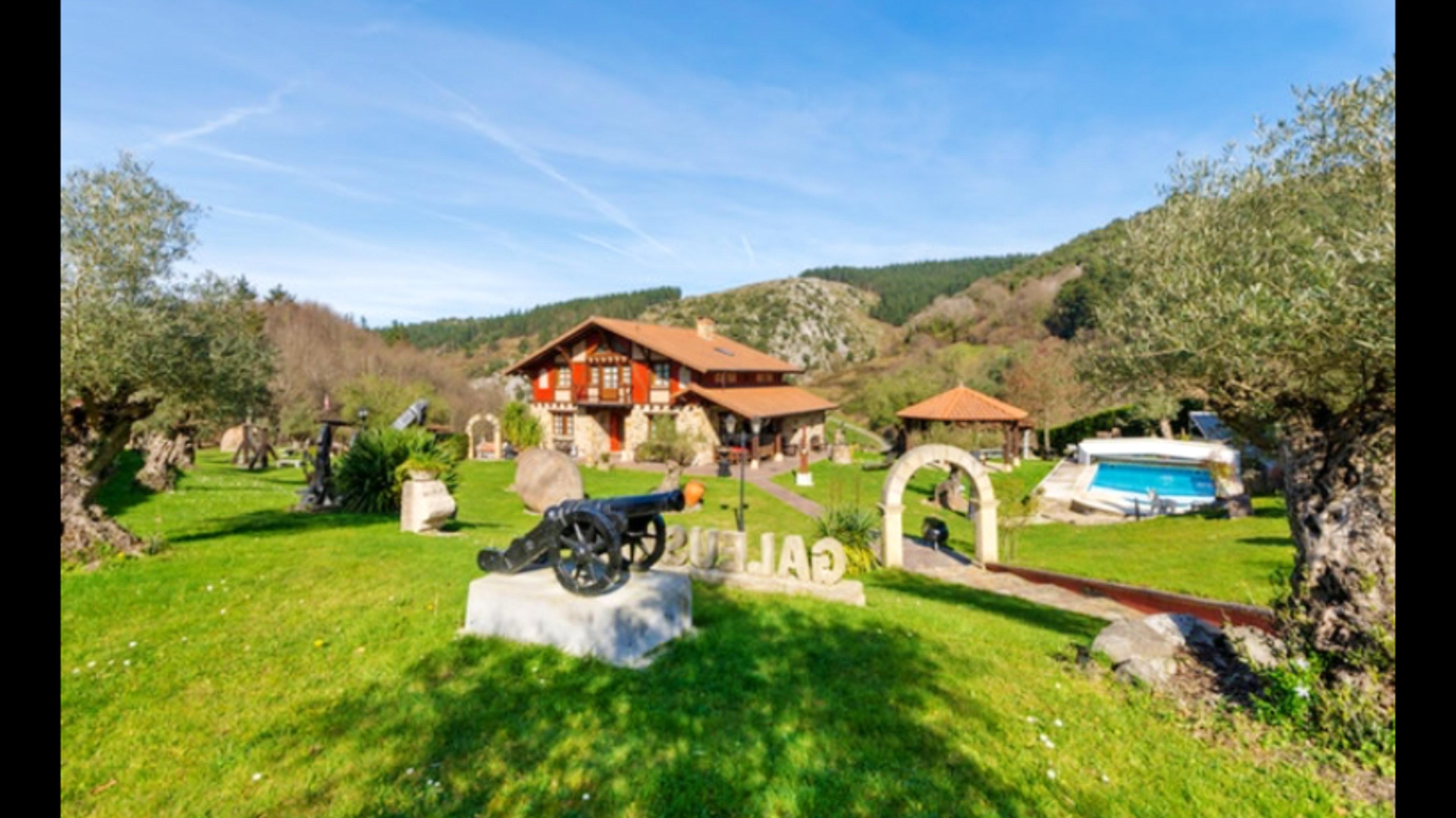 Ferienhaus Villa mit 6 Schlafzimmern in Bizkaia mit privatem Pool und möblierter Terrasse (2519370), Dima, Bizkaia, Baskenland, Spanien, Bild 50