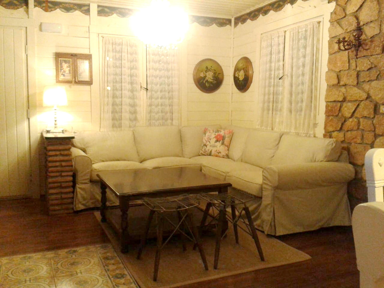 Hütte mit 4 Schlafzimmern in Sabando mit toll Ferienhaus  Baskenland