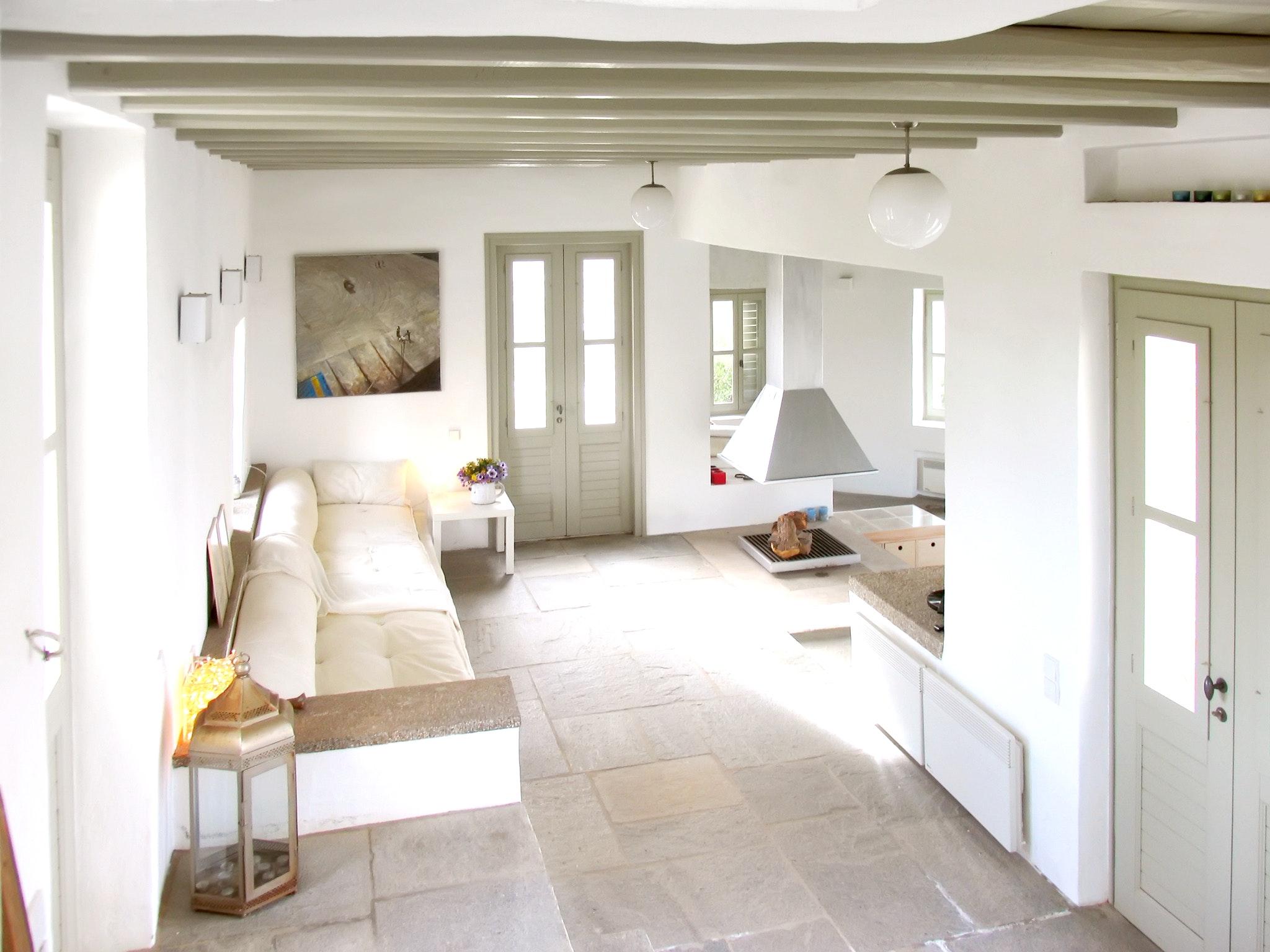 Holiday house Luxuriöse Villa und Gästehaus mit WLAN, Pool und Blick auf den Sonnenuntergang im Ägäische (2202206), Siphnos, Sifnos, Cyclades, Greece, picture 5