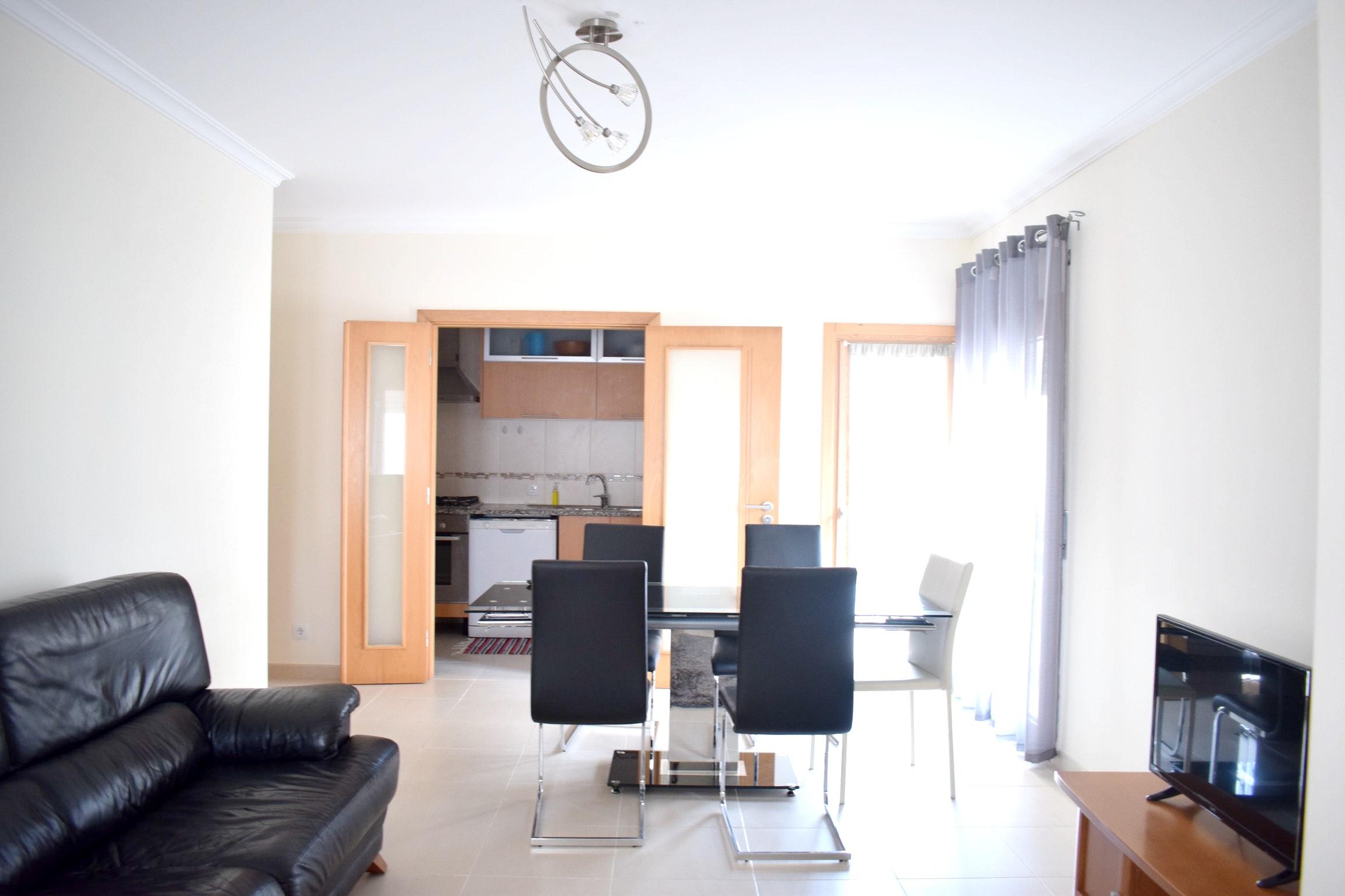 Holiday apartment Wohnung mit 2 Schlafzimmern in Nazaré mit schöner Aussicht auf die Stadt, Balkon und W-LAN (2614659), Nazaré, Costa de Prata, Central-Portugal, Portugal, picture 5