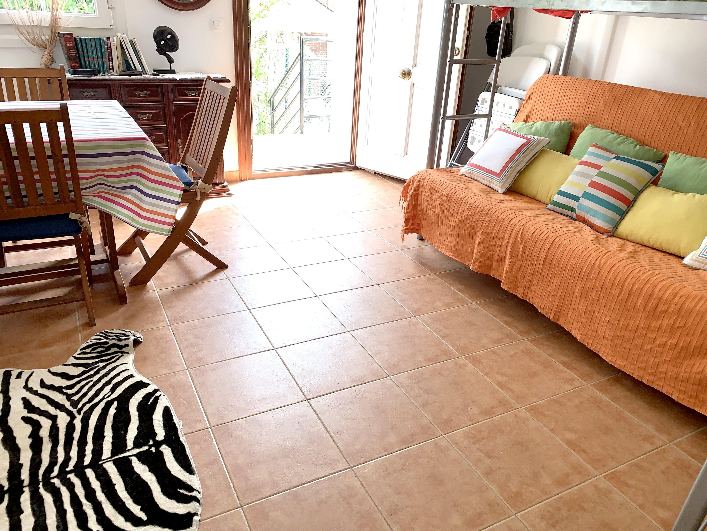 Ferienhaus Hütte mit 2 Schlafzimmern in Bustablado mit toller Aussicht auf die Berge und eingezäuntem (2339566), Bustablado, , Kantabrien, Spanien, Bild 20