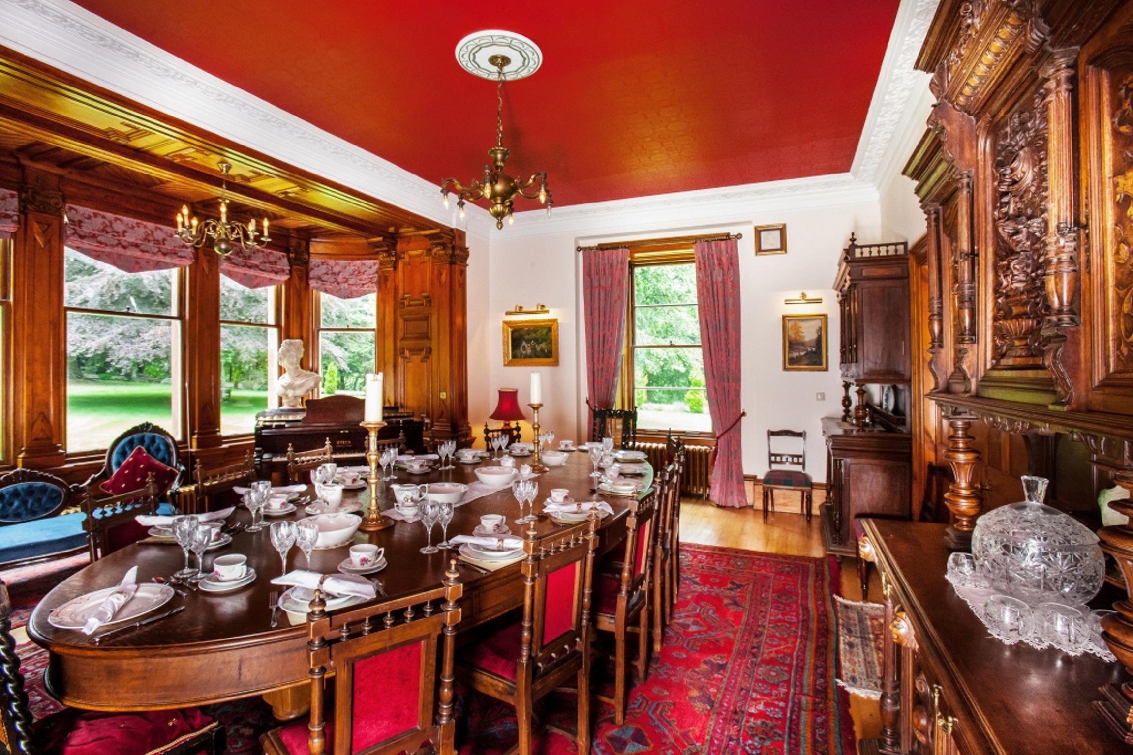 Holiday house Viktorianisches Herrenhaus in Schottland mit sieben Schlafzimmern, riesigem Garten und Par (2202064), Moffat, Southern Scotland, Scotland, United Kingdom, picture 4