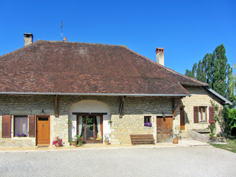 Maison de vacances Haus mit 2 Schlafzimmern in Chamblay mit möbliertem Garten und W-LAN (2201524), Chamblay, Jura, Franche-Comté, France, image 2