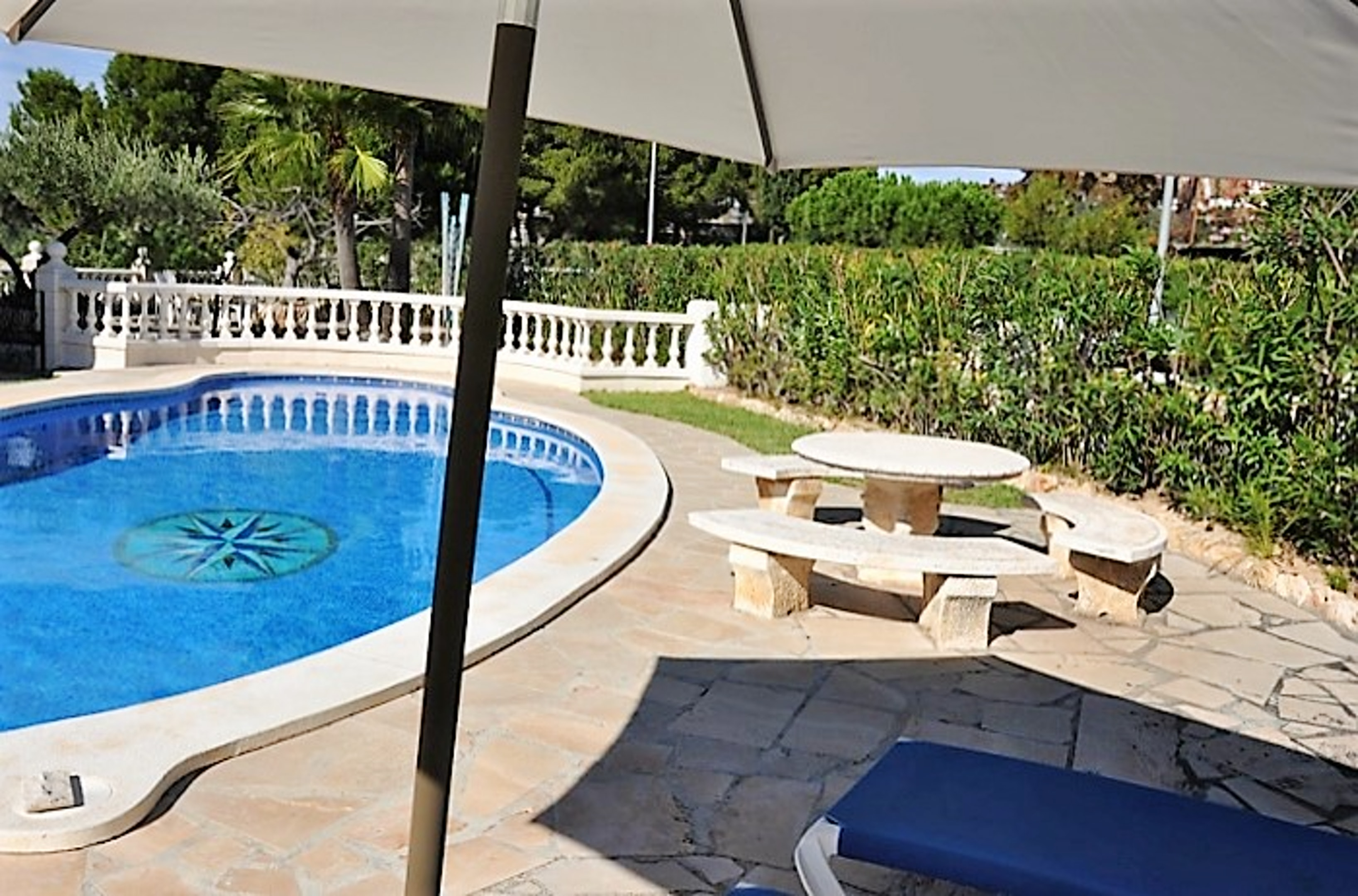 Ferienhaus Villa mit 3 Schlafzimmern in Ampolla mit herrlichem Meerblick, privatem Pool, möbliertem G (2201036), L'Ampolla, Costa Dorada, Katalonien, Spanien, Bild 2