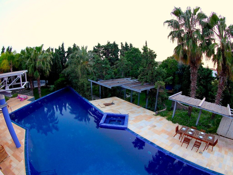 Ferienhaus Villa mit 4 Schlafzimmern in Eretria mit herrlichem Meerblick, privatem Pool, eingezäuntem (2201213), Eretria Evia, , Euböa, Griechenland, Bild 27