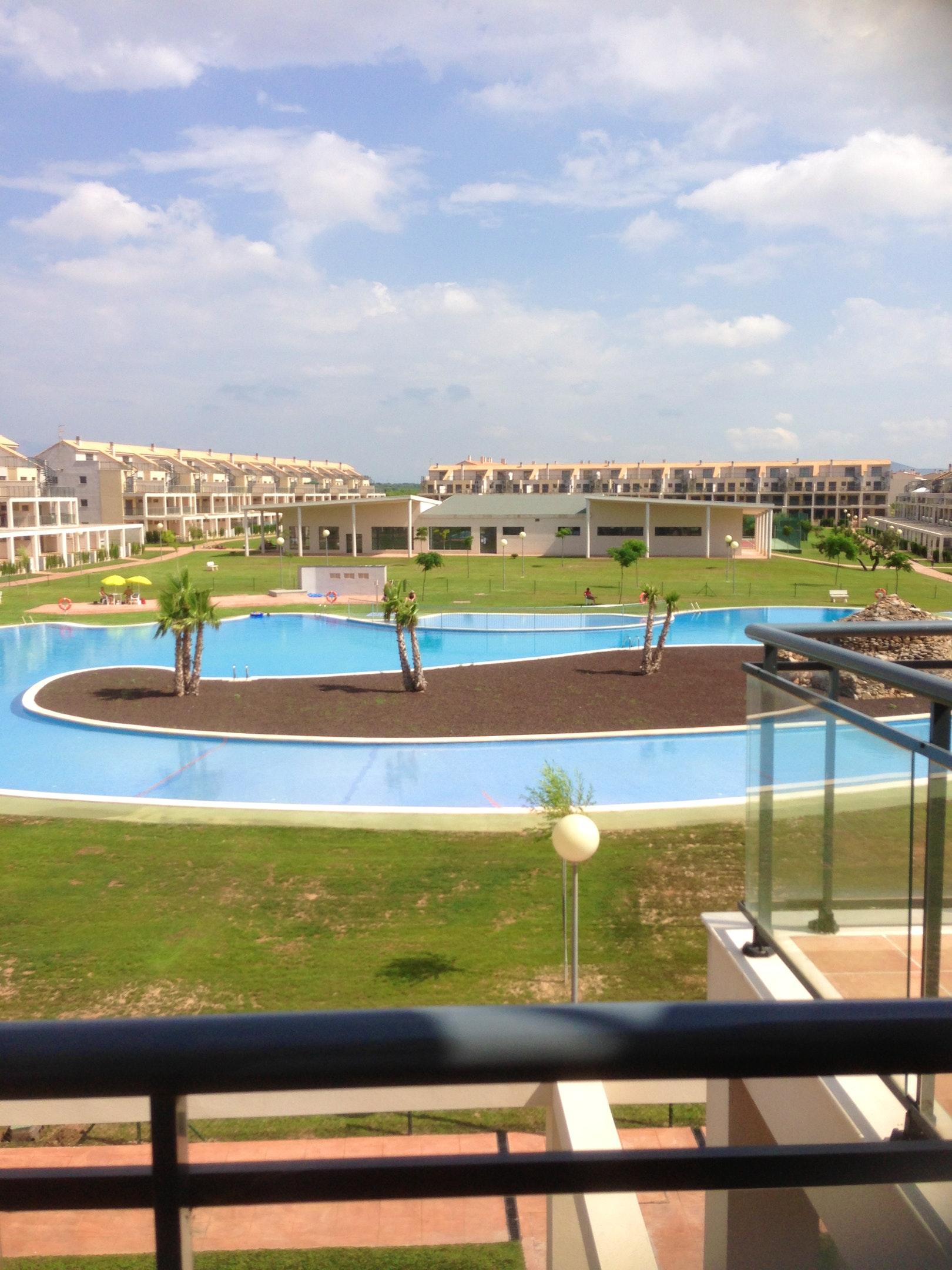 Ferienwohnung Wohnung mit 2 Schlafzimmern in San Jordi mit Pool, möblierter Terrasse und W-LAN - 25 km v (2218181), San Jorge, Provinz Castellón, Valencia, Spanien, Bild 17