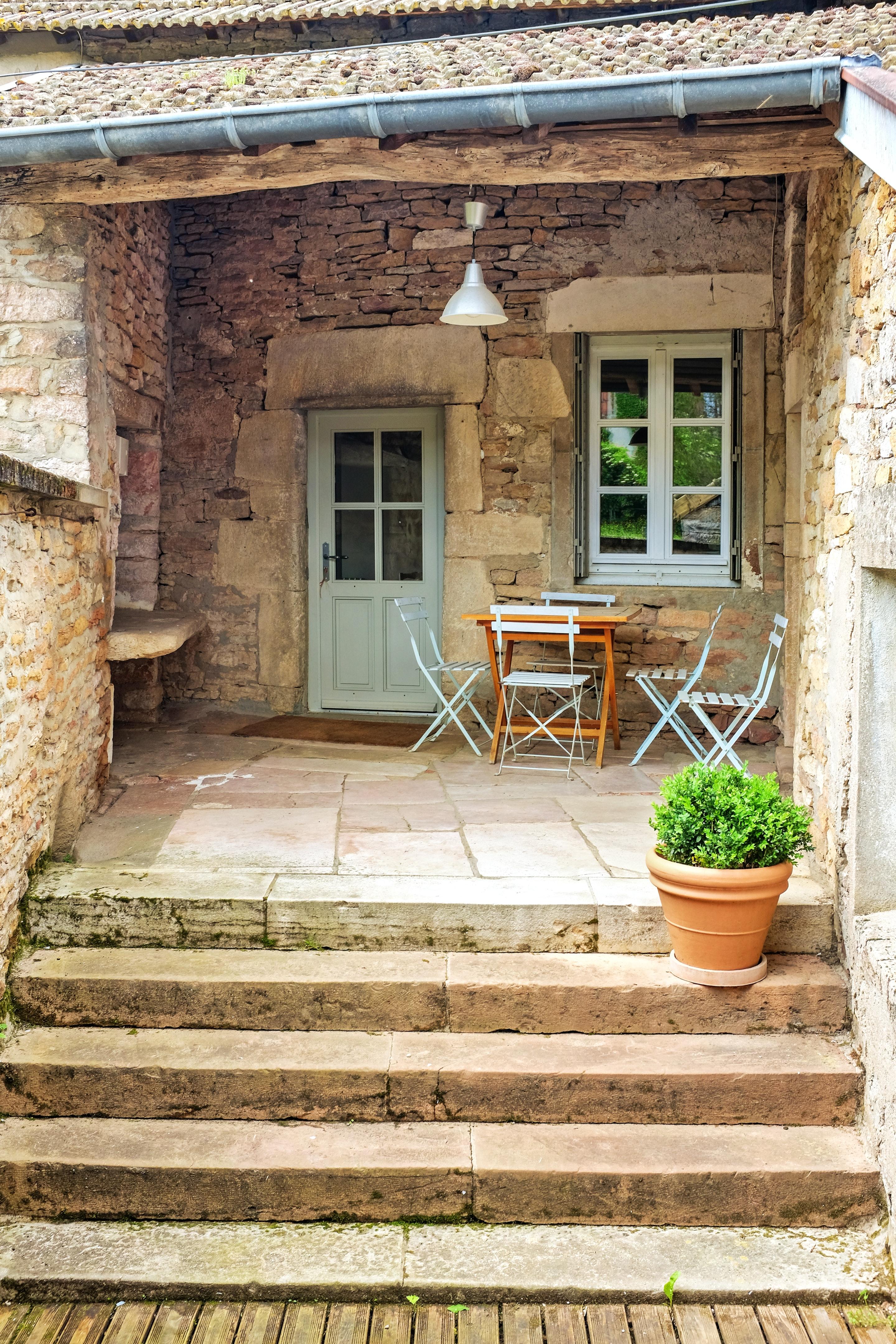Ferienhaus Haus mit 2 Schlafzimmern in Grevilly mit eingezäuntem Garten (2202565), Grevilly, Saône-et-Loire, Burgund, Frankreich, Bild 15