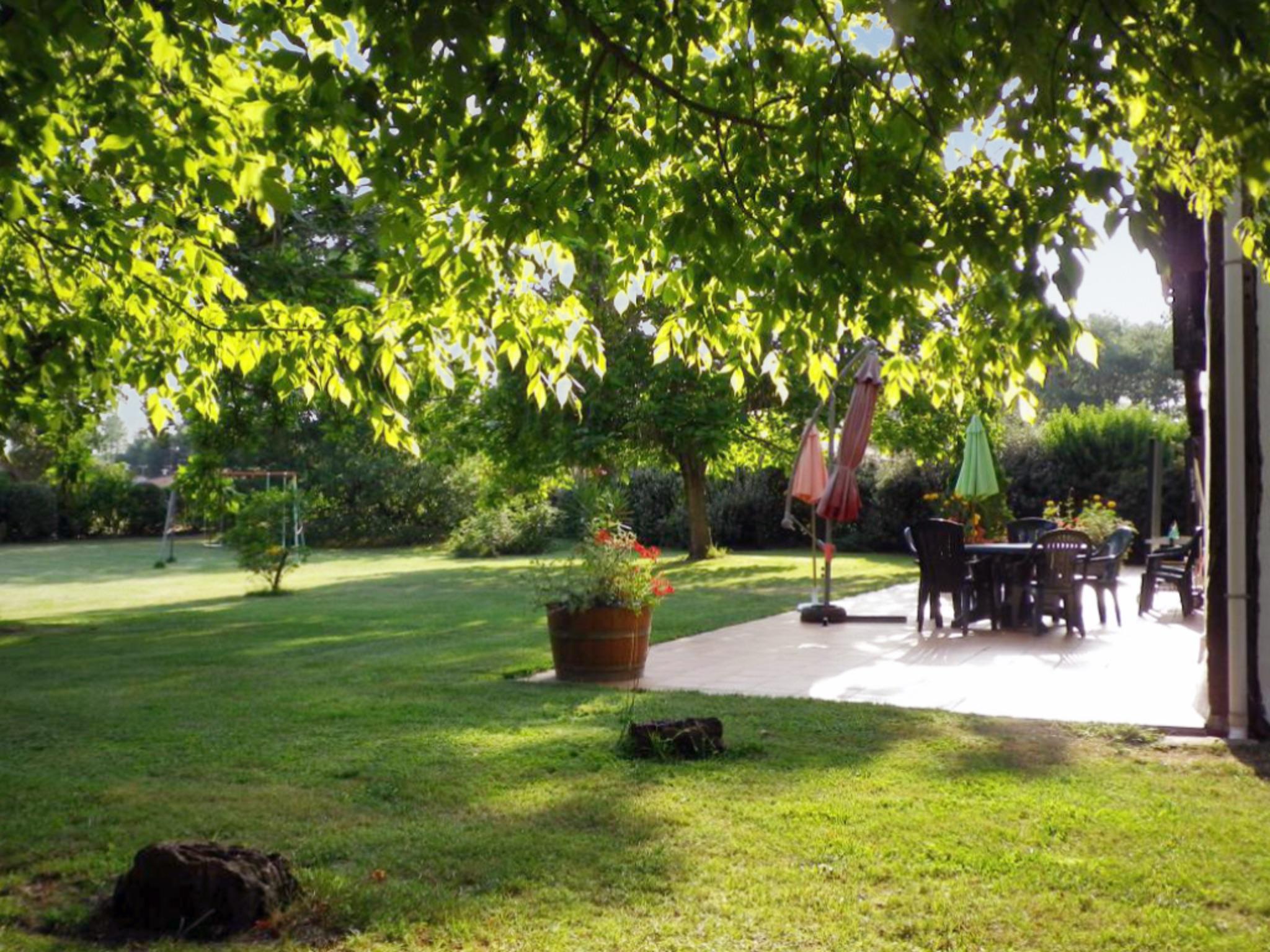 Ferienhaus Villa mit 4 Zimmern in Trensacq mit privatem Pool und möbliertem Garten - 45 km vom Strand (2202366), Trensacq, Landes, Aquitanien, Frankreich, Bild 32