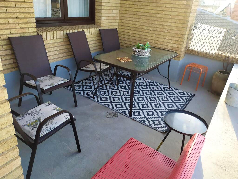 Ferienwohnung Wohnung mit 2 Schlafzimmern in Tudela mit schöner Aussicht auf die Stadt, möblierter Terra (2708241), Tudela, , Navarra, Spanien, Bild 22