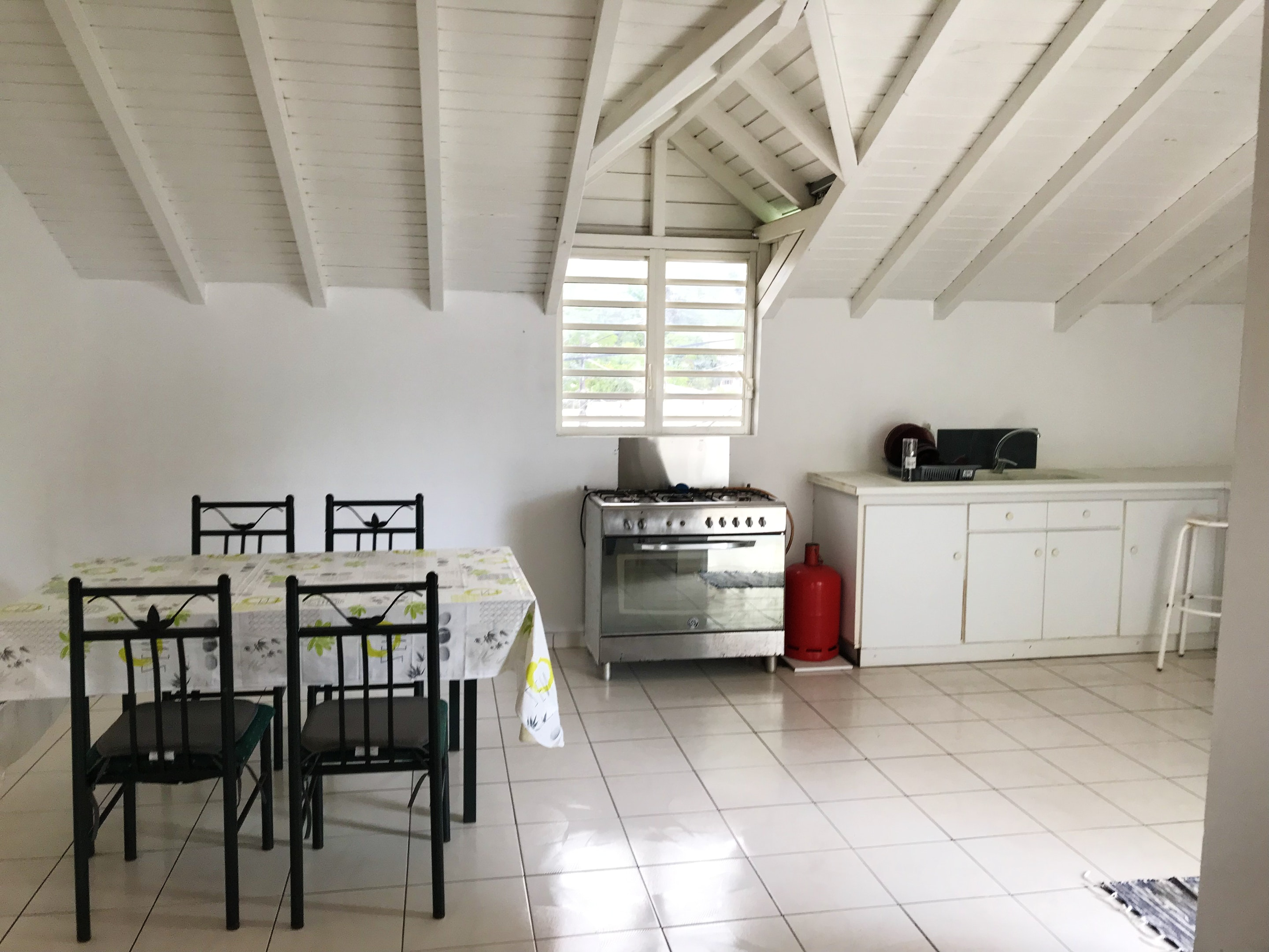 Immobilie mit 2 Schlafzimmern in Les Abymes mit sc Ferienhaus in Guadeloupe