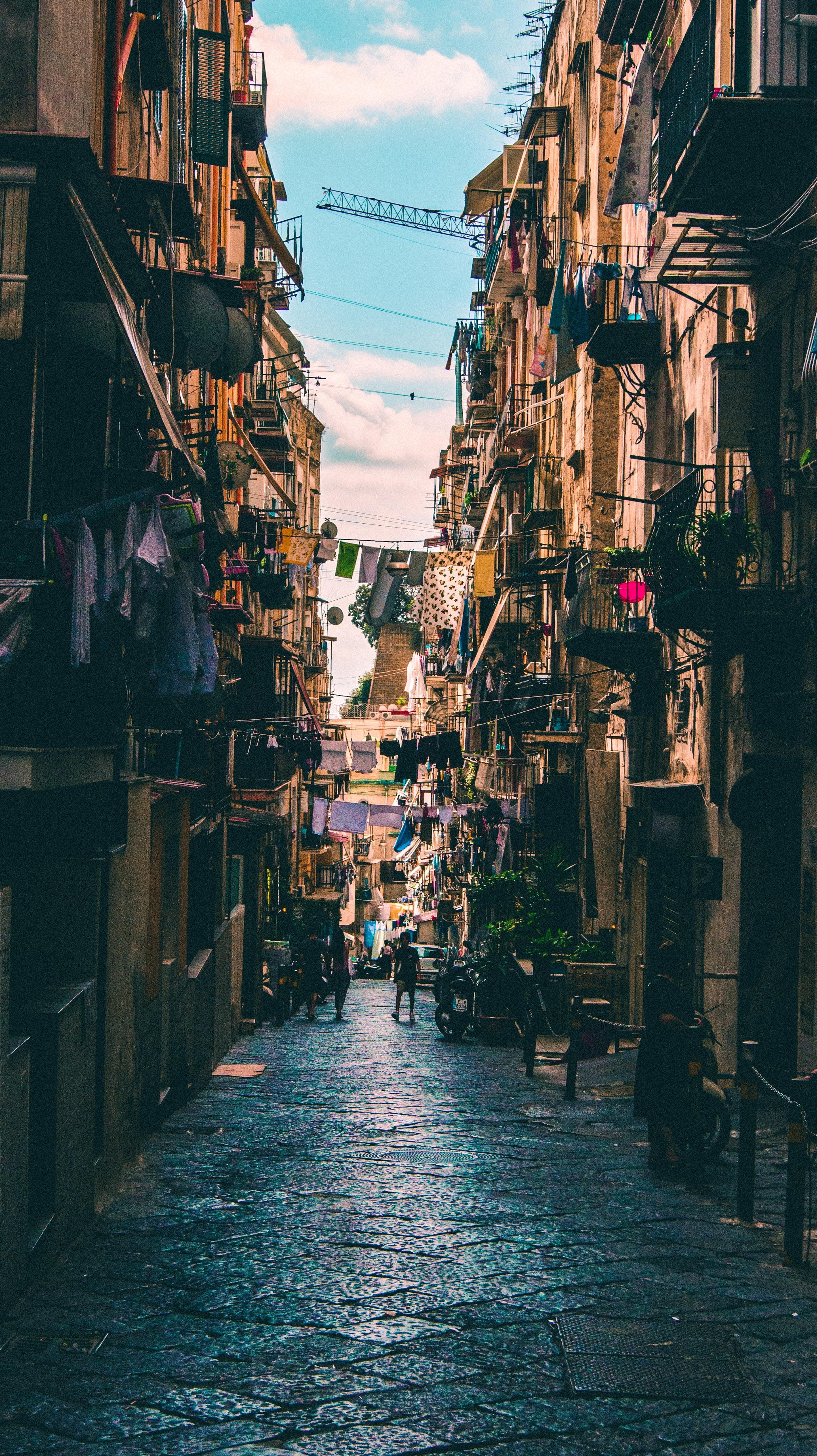 Ferienwohnung Wohnung mit 3 Schlafzimmern in Angri mit schöner Aussicht auf die Stadt und möbliertem Bal (2557376), Angri, Salerno, Kampanien, Italien, Bild 32