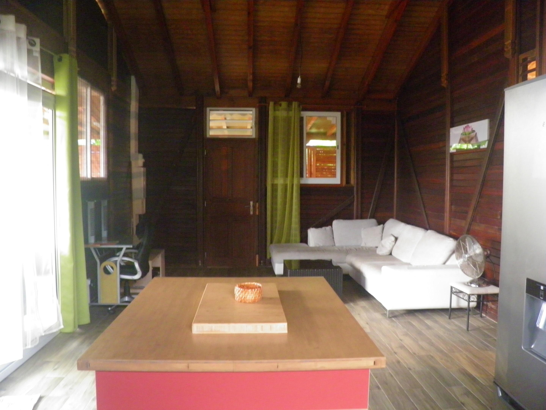 Haus mit 2 Schlafzimmern in Petit-Bourg mit toller Ferienhaus in Guadeloupe