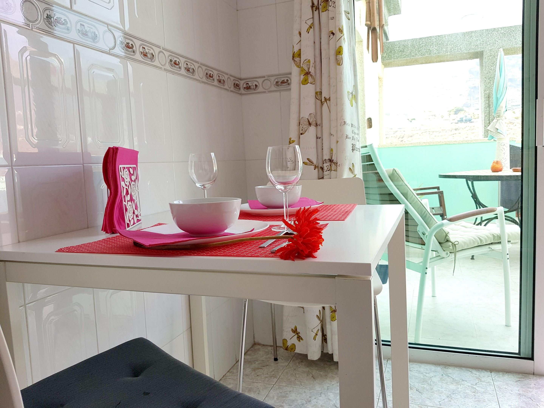 Appartement de vacances Wohnung mit einem Schlafzimmer in Candelaria mit toller Aussicht auf die Berge, Pool, möbl (2208287), El Socorro, Ténérife, Iles Canaries, Espagne, image 29