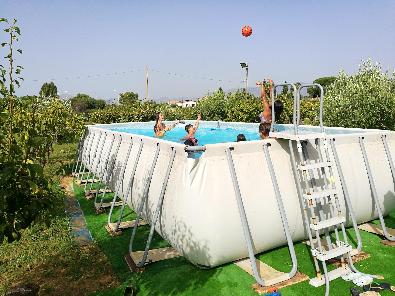 Appartement de vacances Wohnung mit 3 Schlafzimmern in Partinico mit Pool, eingezäuntem Garten und W-LAN - 2 km vo (2622220), Partinico, Palermo, Sicile, Italie, image 26