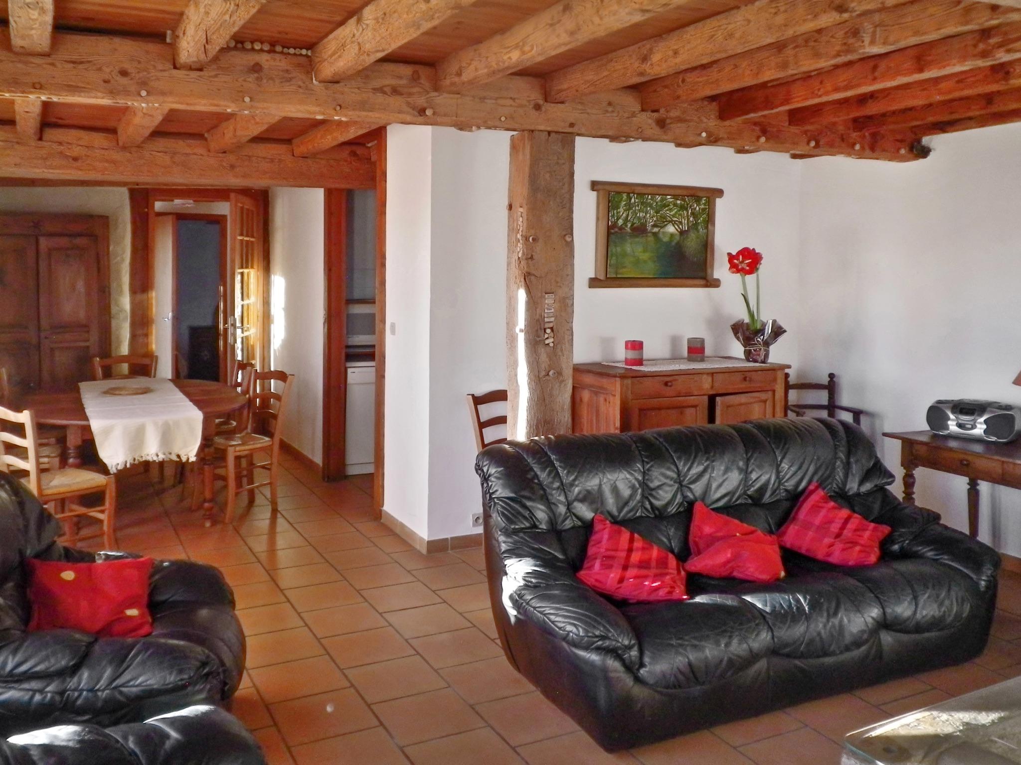 Ferienhaus Villa mit 4 Zimmern in Trensacq mit privatem Pool und möbliertem Garten - 45 km vom Strand (2202366), Trensacq, Landes, Aquitanien, Frankreich, Bild 9