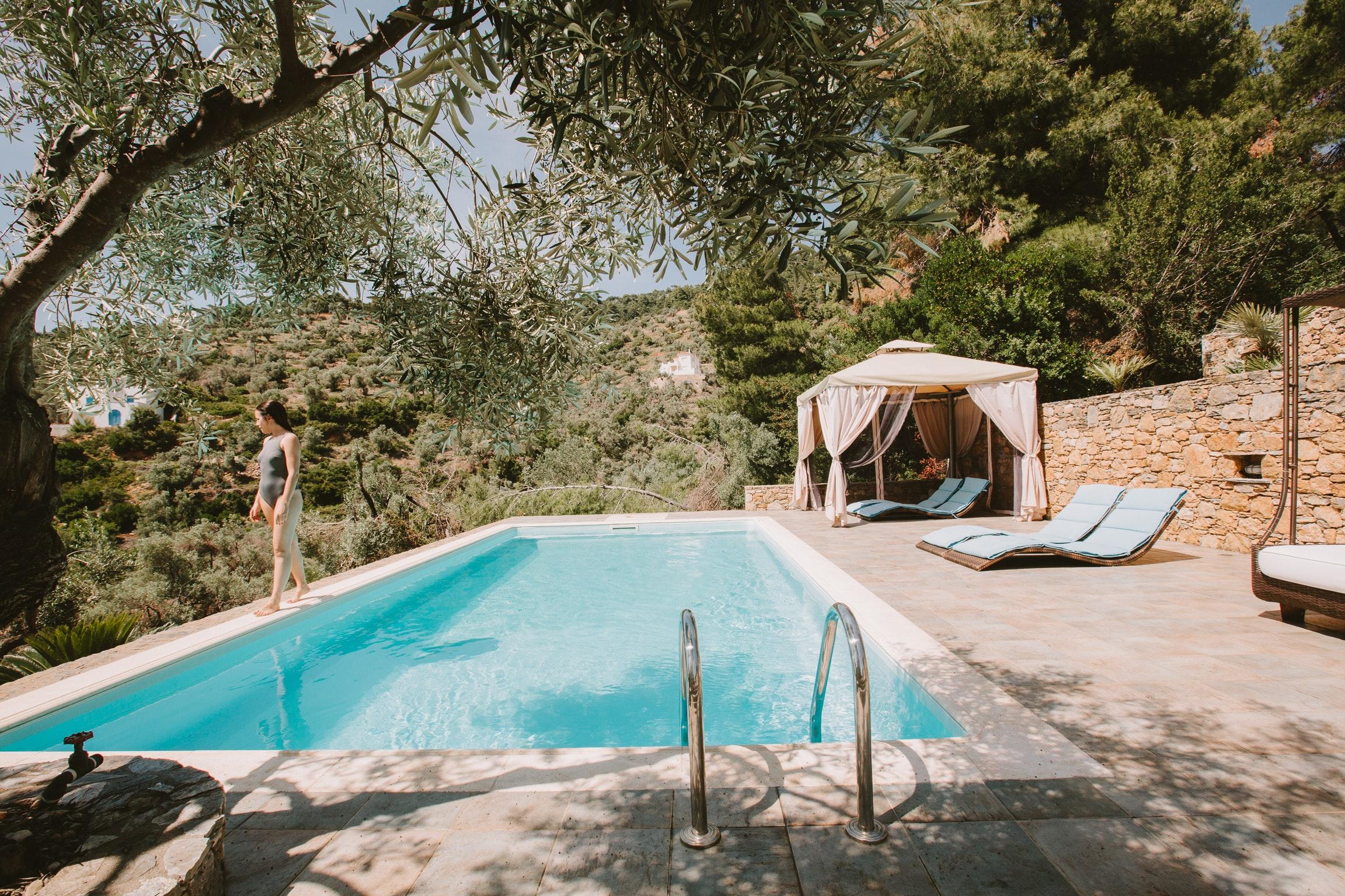Maison de vacances Villa mit 3 Schlafzimmern in Diasello mit herrlichem Meerblick, privatem Pool, eingezäunte (2339719), Alonnisos, Alonnisos, Sporades, Grèce, image 16