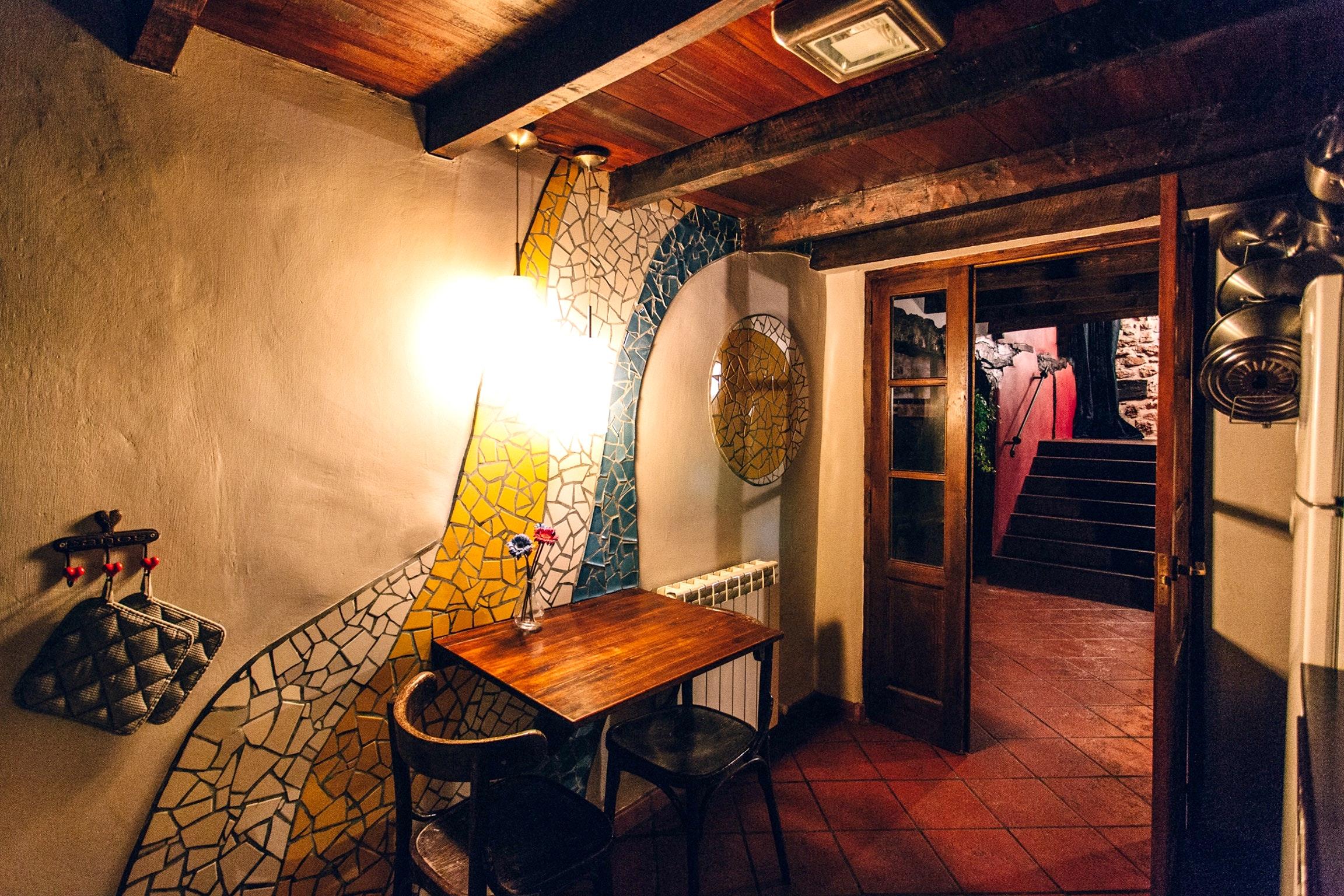 Ferienhaus Haus mit 5 Zimmern in Fuenteodra mit toller Aussicht auf die Berge, eingezäuntem Garten un (2211142), Fuenteodra, Burgos, Kastilien-León, Spanien, Bild 33