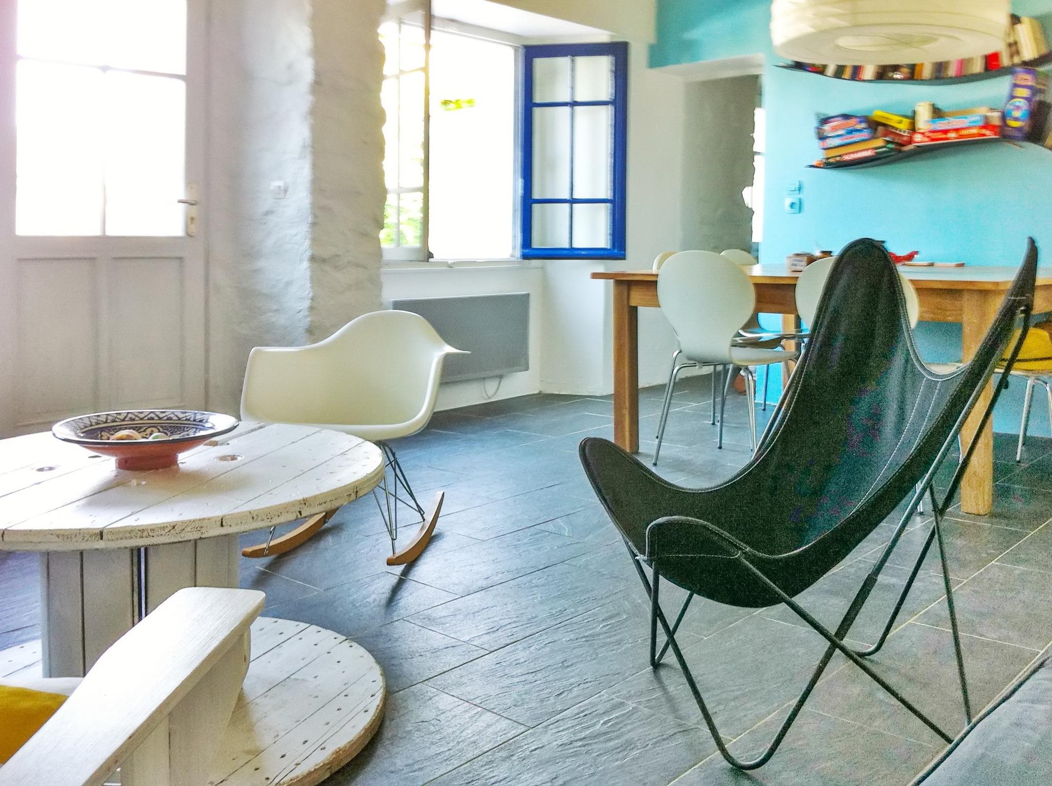 Stilvolles Haus in Insel Île-aux-Moines mit herrlichem Meerblick ...