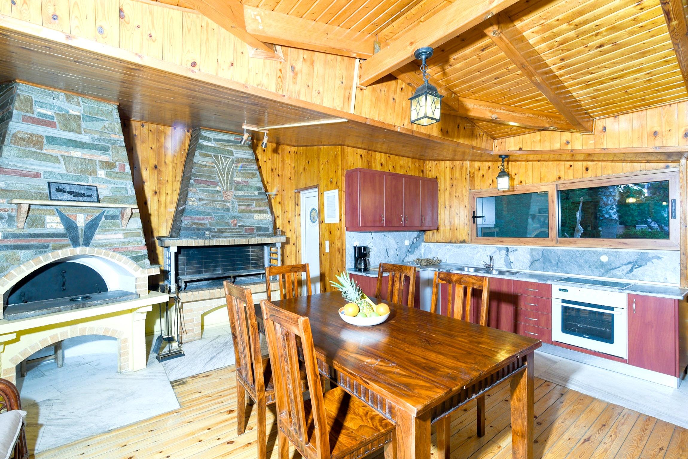 Holiday house Villa mit 5 Schlafzimmern in Kitsi mit privatem Pool, eingezäuntem Garten und W-LAN (2339398), Koropion, , Attica, Greece, picture 44