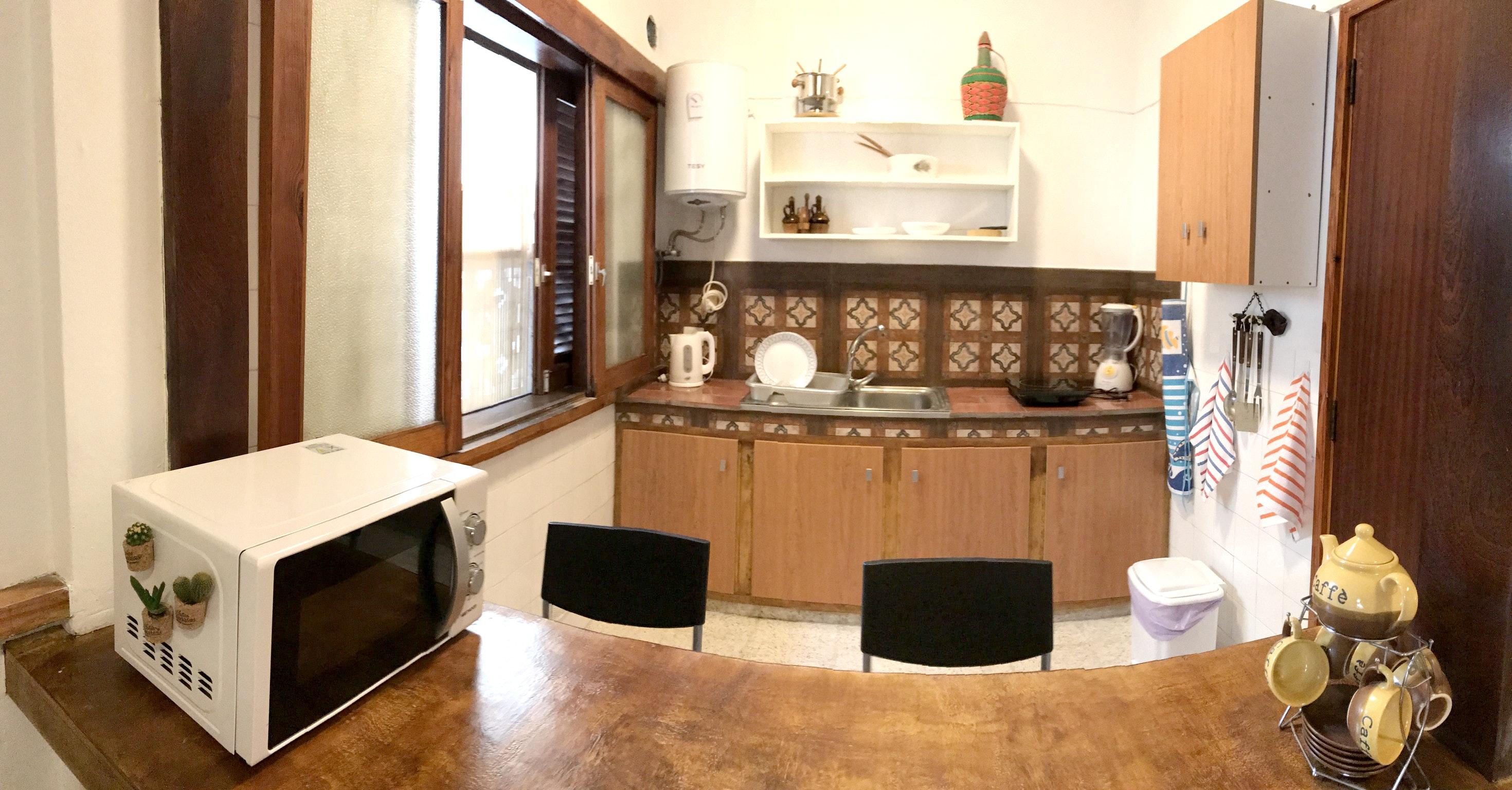 Appartement de vacances Studio in El Médano mit eingezäuntem Garten und W-LAN - 100 m vom Strand entfernt (2399644), El Medano, Ténérife, Iles Canaries, Espagne, image 11
