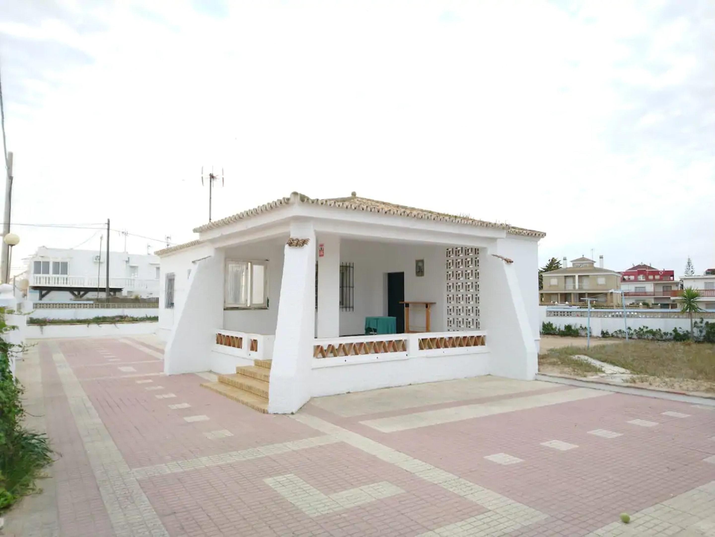 Haus mit 5 Schlafzimmern in Punta Umbría mi Ferienhaus