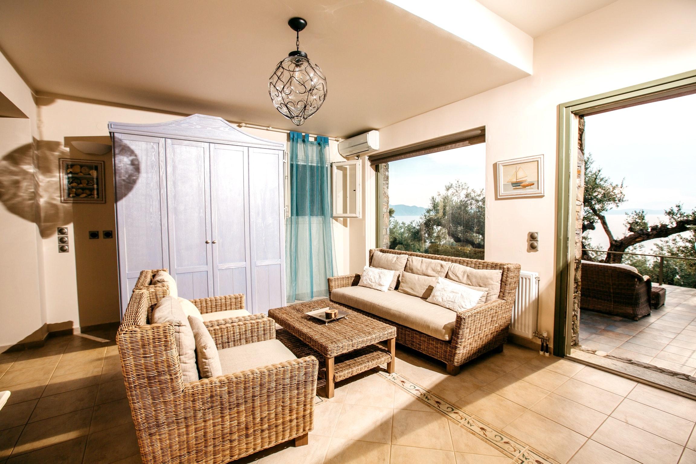 Maison de vacances Villa mit 3 Schlafzimmern in Diasello mit herrlichem Meerblick, privatem Pool, eingezäunte (2339719), Alonnisos, Alonnisos, Sporades, Grèce, image 9