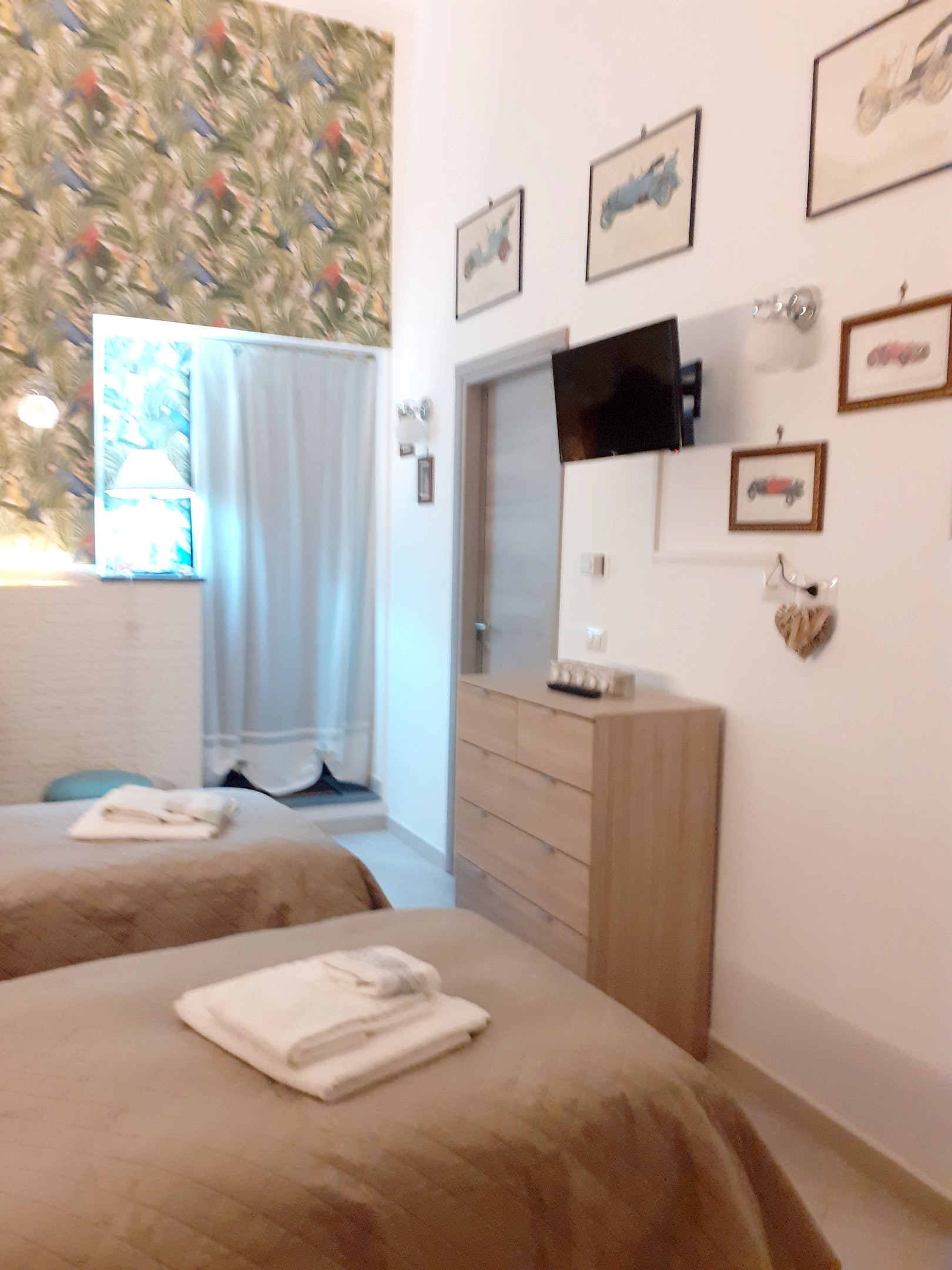 Appartement de vacances Wohnung mit einem Schlafzimmer in Catania mit W-LAN - 5 km vom Strand entfernt (2773143), Catania, Catania, Sicile, Italie, image 46