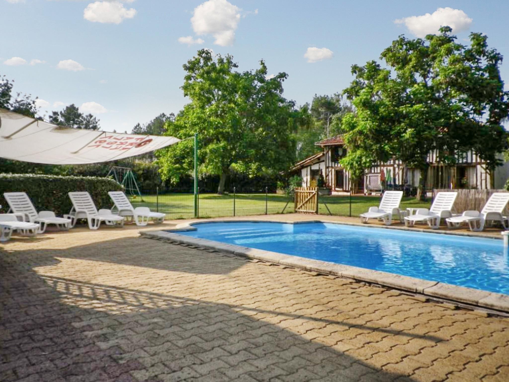 Ferienhaus Villa mit 4 Zimmern in Trensacq mit privatem Pool und möbliertem Garten - 45 km vom Strand (2202366), Trensacq, Landes, Aquitanien, Frankreich, Bild 5