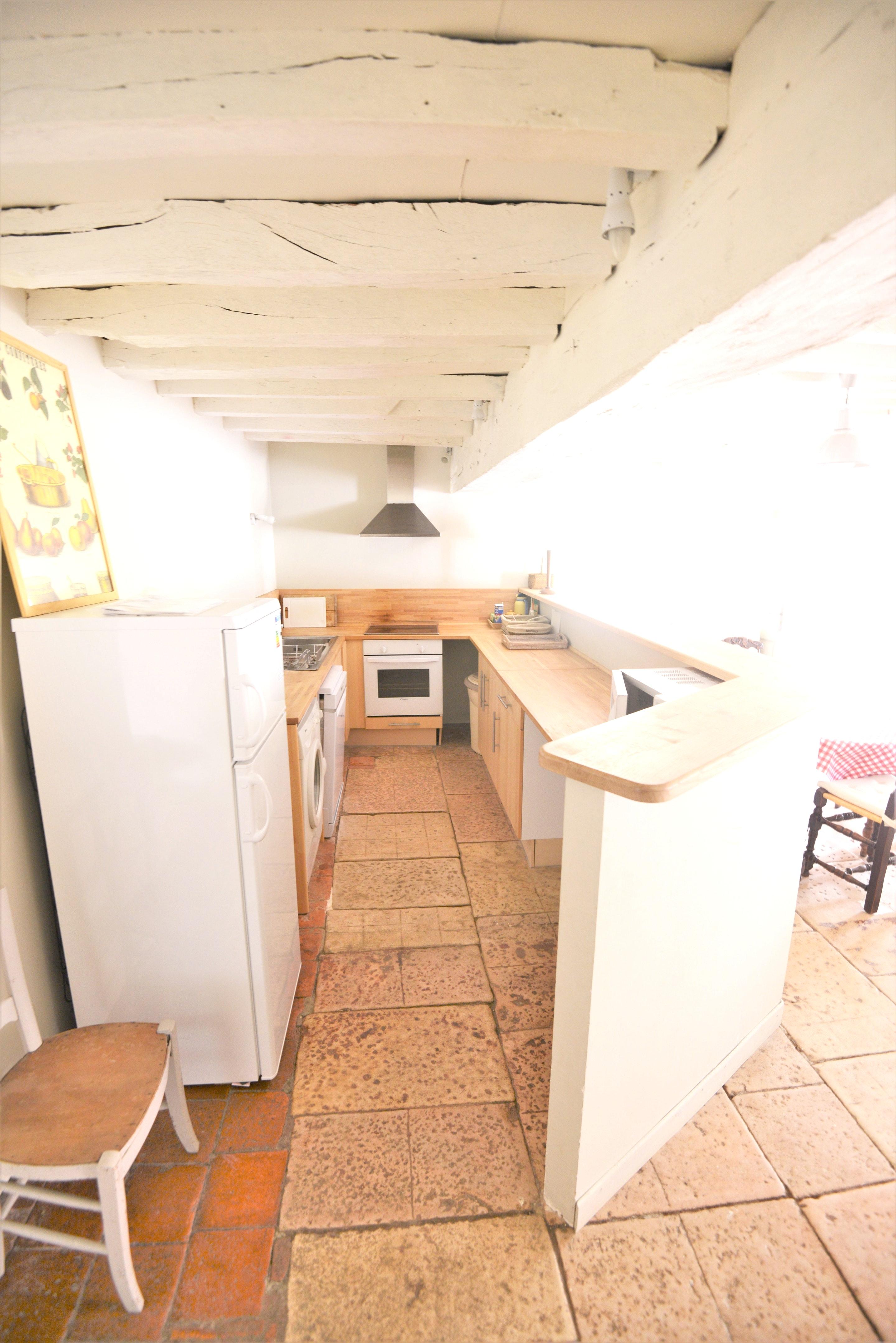 Ferienhaus Haus mit 2 Schlafzimmern in Grevilly mit eingezäuntem Garten (2202565), Grevilly, Saône-et-Loire, Burgund, Frankreich, Bild 5