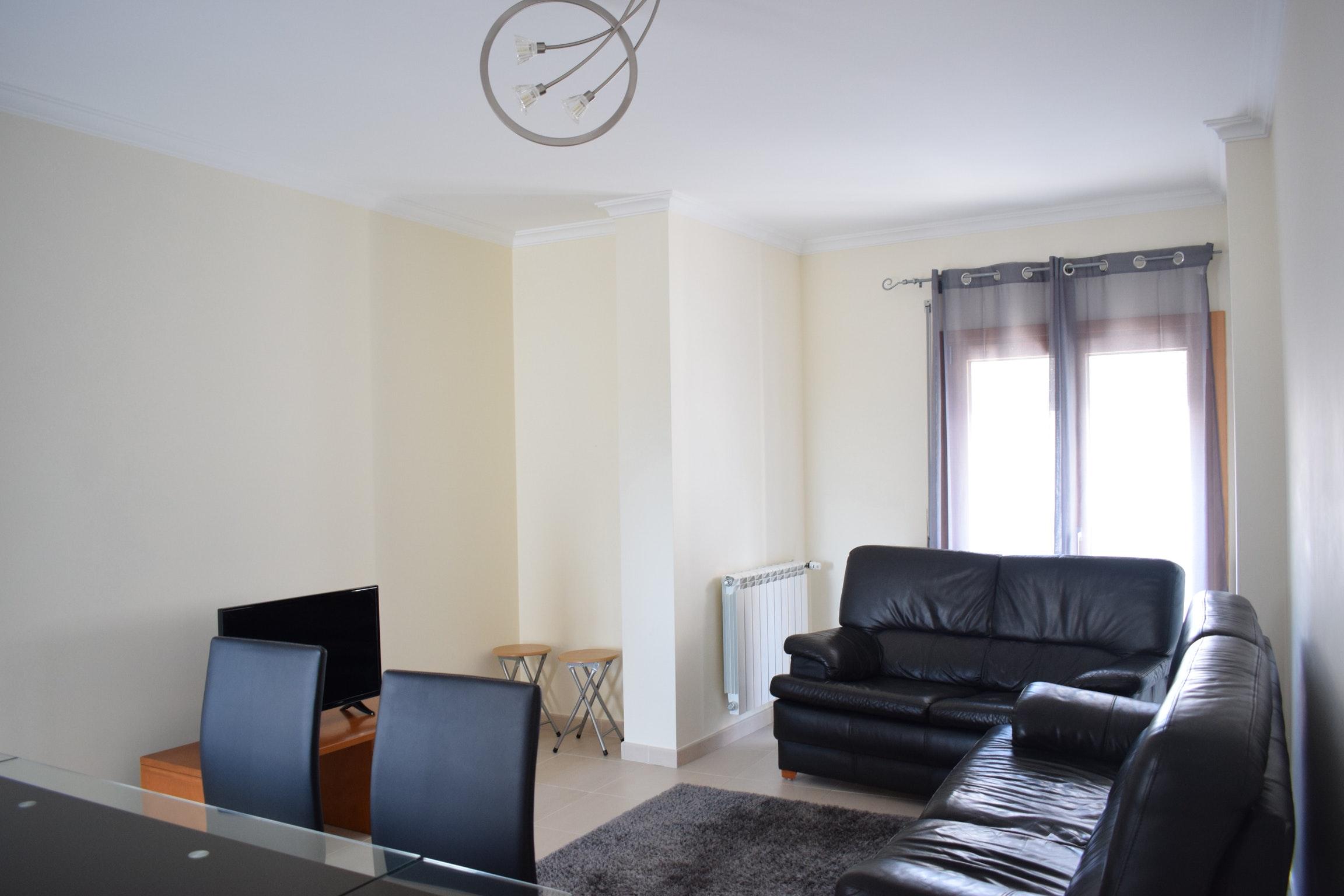 Holiday apartment Wohnung mit 2 Schlafzimmern in Nazaré mit schöner Aussicht auf die Stadt, Balkon und W-LAN (2614659), Nazaré, Costa de Prata, Central-Portugal, Portugal, picture 1
