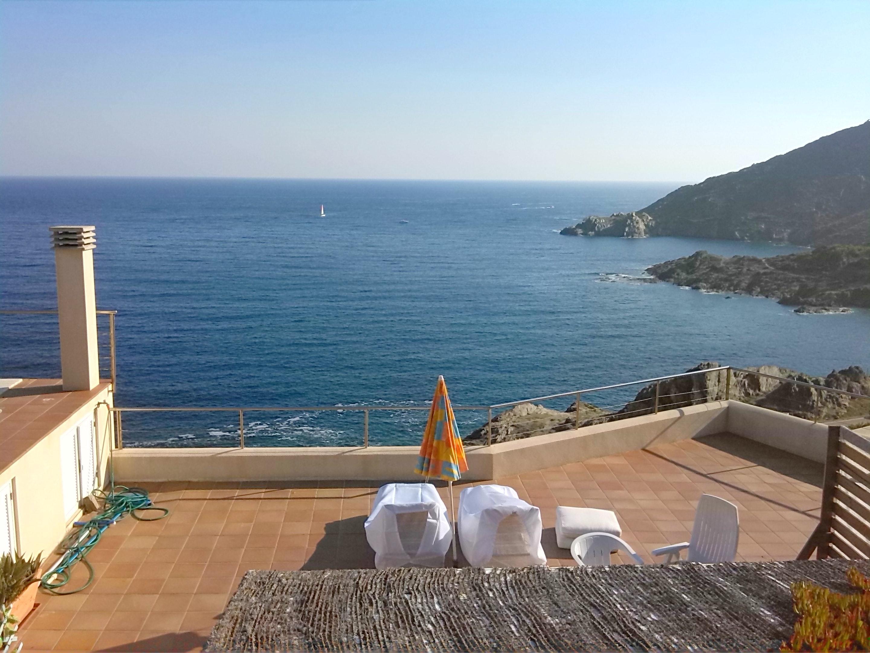 Ferienwohnung Wohnung mit einem Schlafzimmer in El Port de la Selva mit herrlichem Meerblick, Pool, möbl (2201531), El Port de la Selva, Costa Brava, Katalonien, Spanien, Bild 6